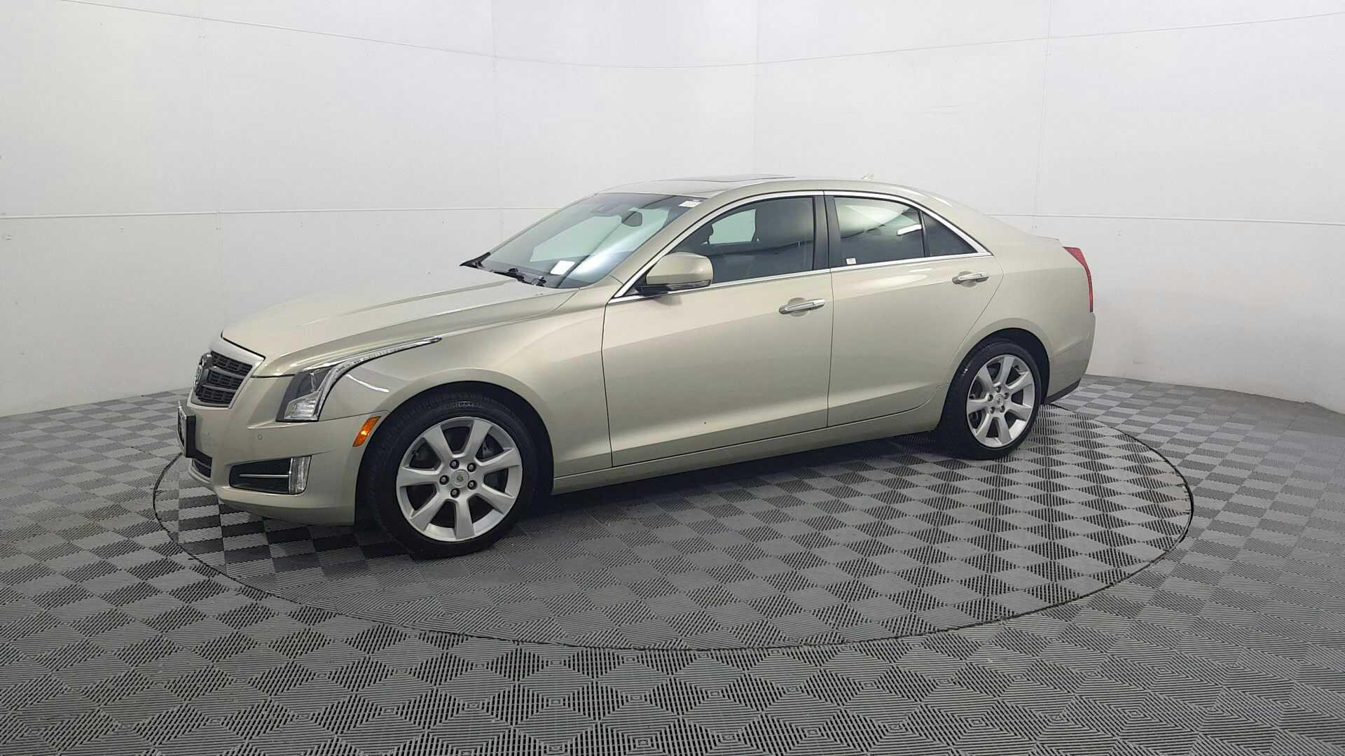 2013 Cadillac Ats 2.0 L Turbo >> Used 2013 Cadillac Ats 2 0l Turbo Performance In Des Plaines