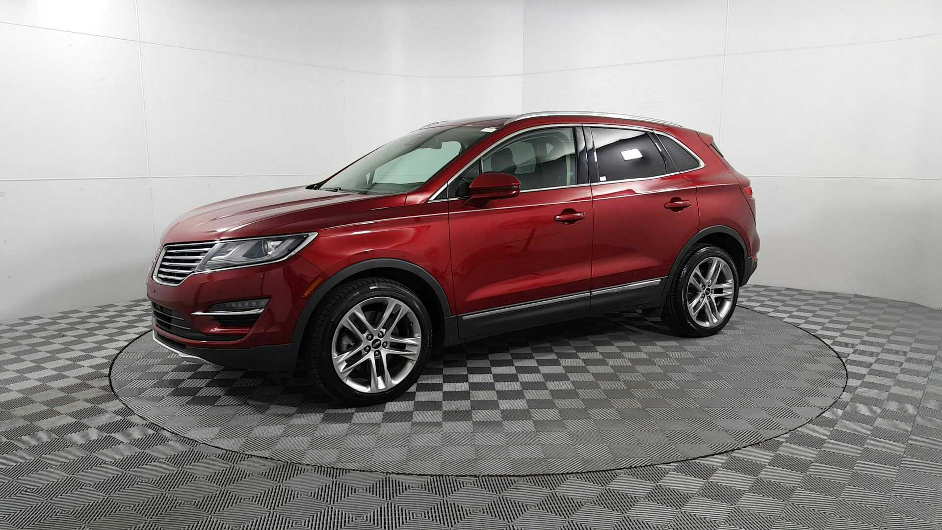 lincoln mkc owners manual 2015