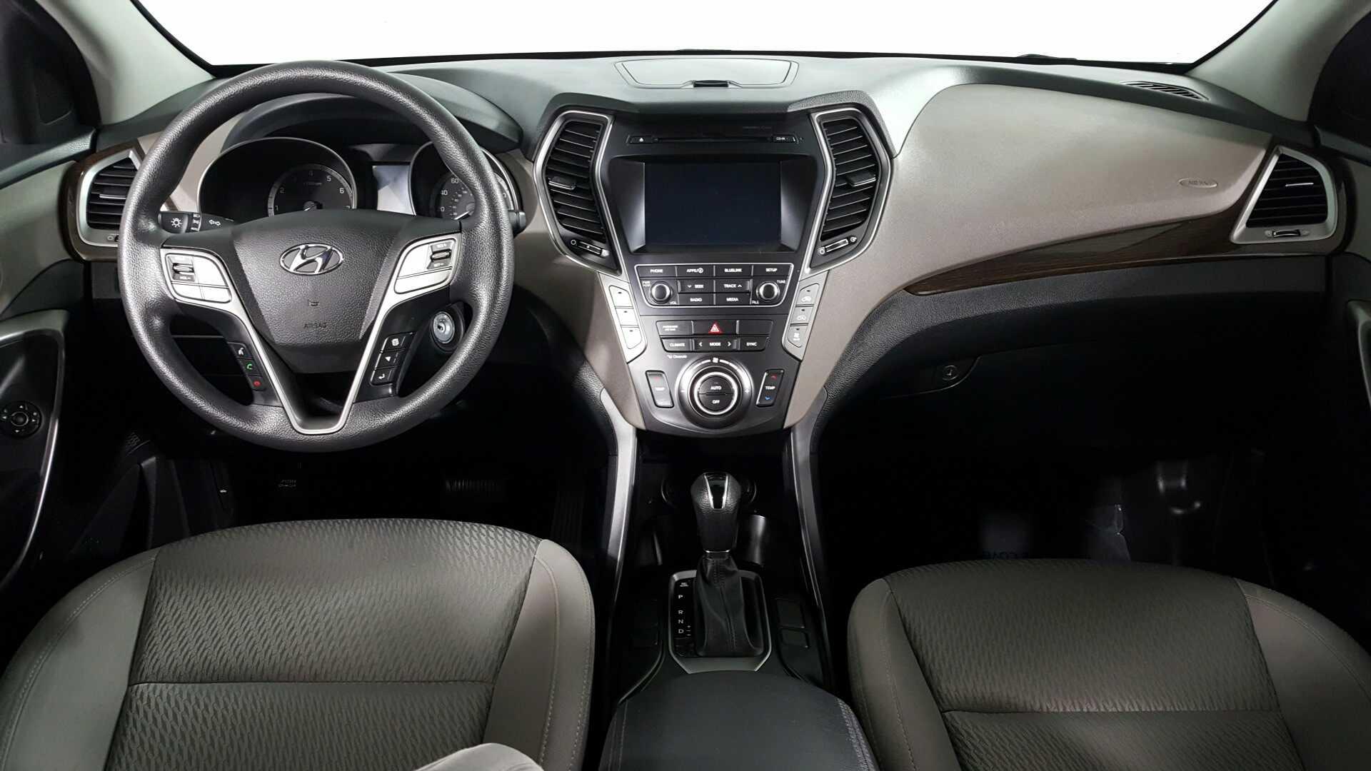 Used 2017 Hyundai Santa Fe Se In Des Plaines Sport Black 13