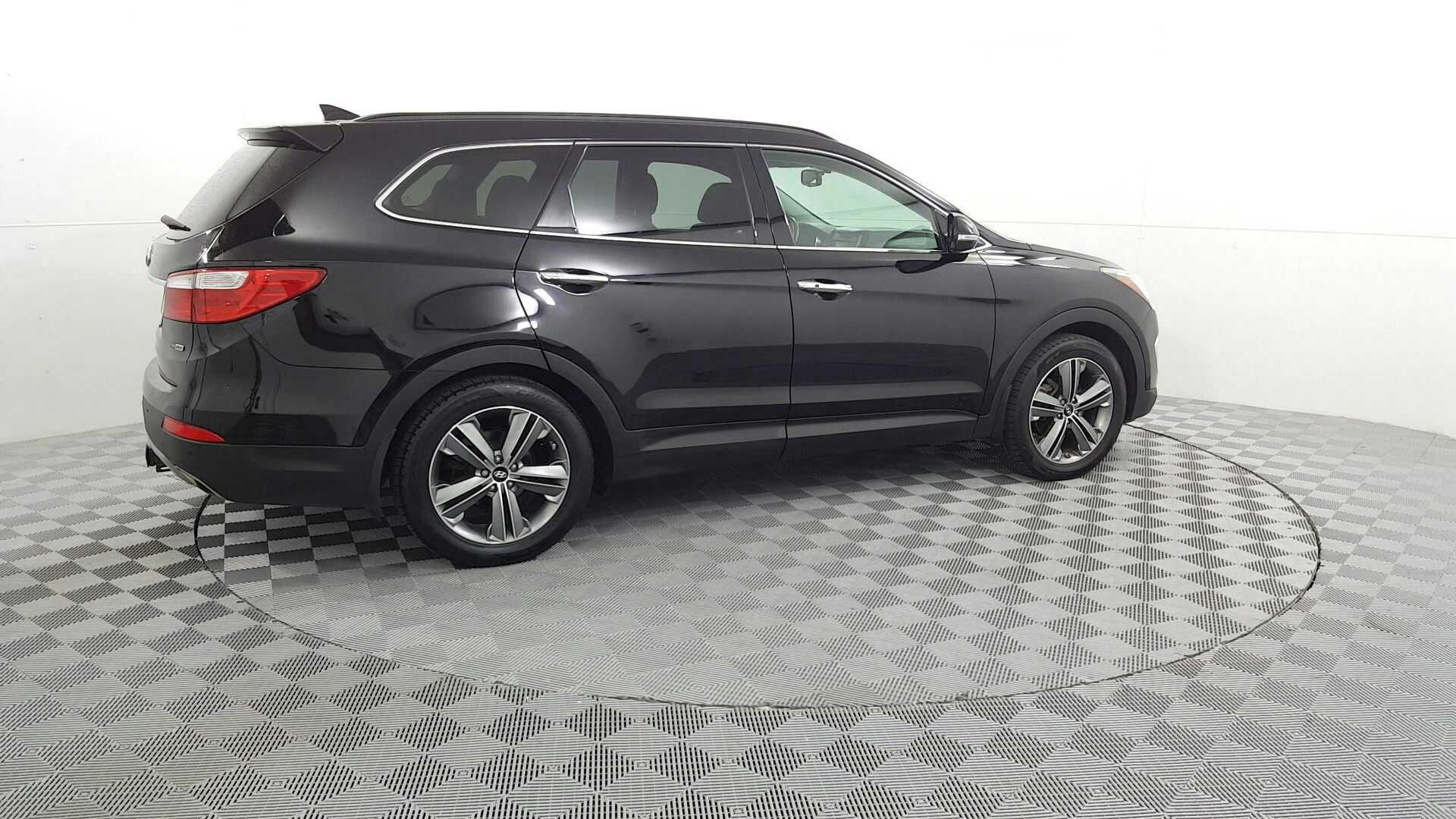 2016 Hyundai Santa Fe >> 2016 Hyundai Santa Fe Limited