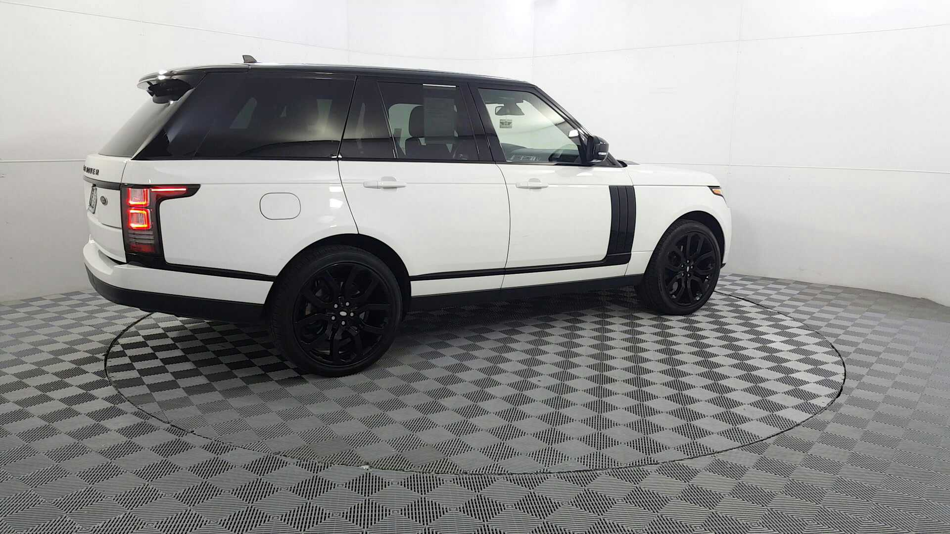 2016 Land Rover >> 2016 Land Rover Range Rover Hse