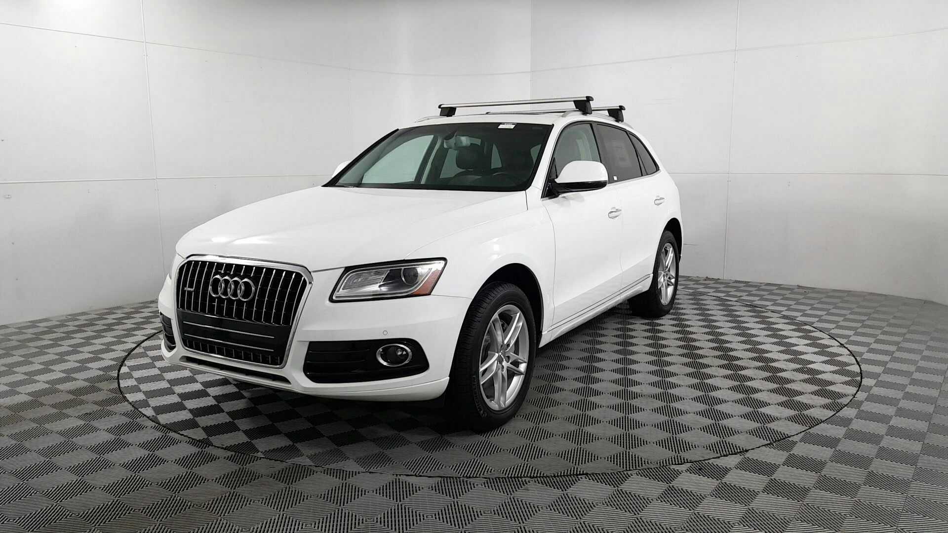 Sold 2015 Audi Q5 Premium Plus quattro in Des Plaines