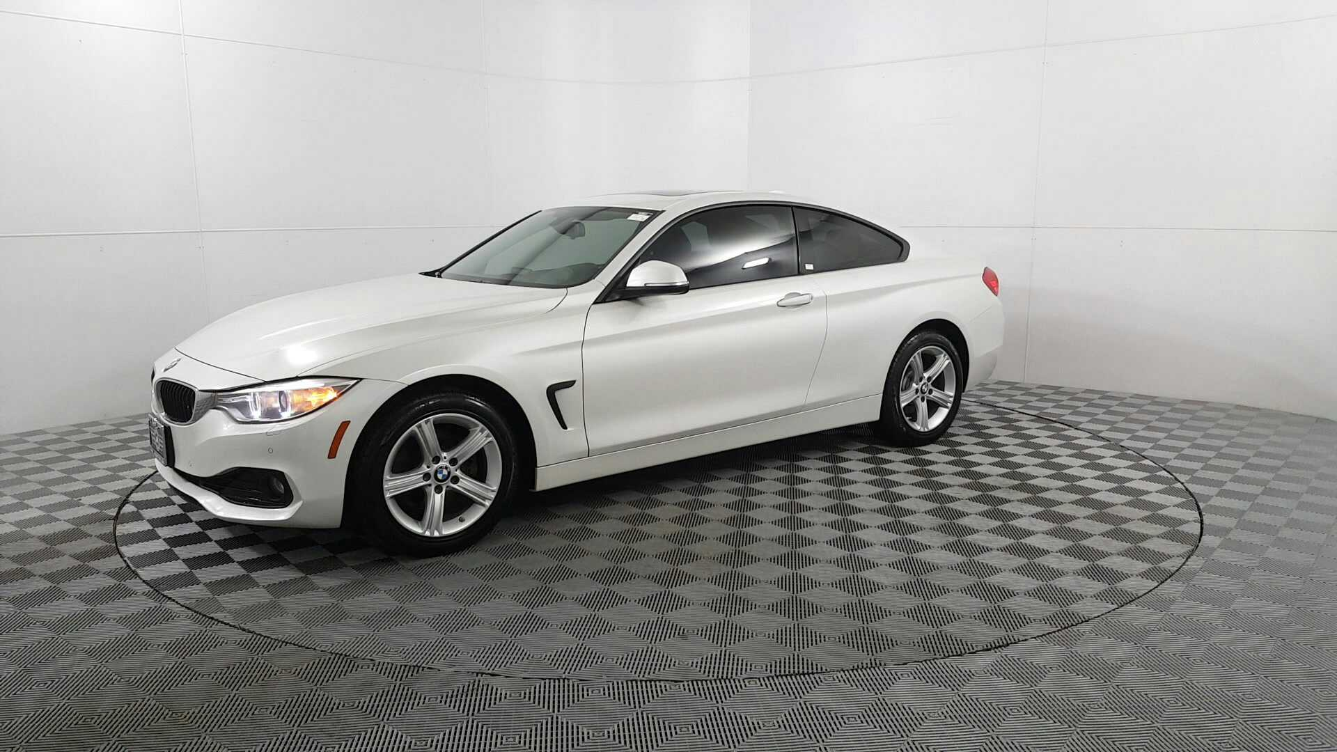 Used 2015 BMW 4 Series 428i XDrive TECHNOLOGY PACKAGE In Des Plaines