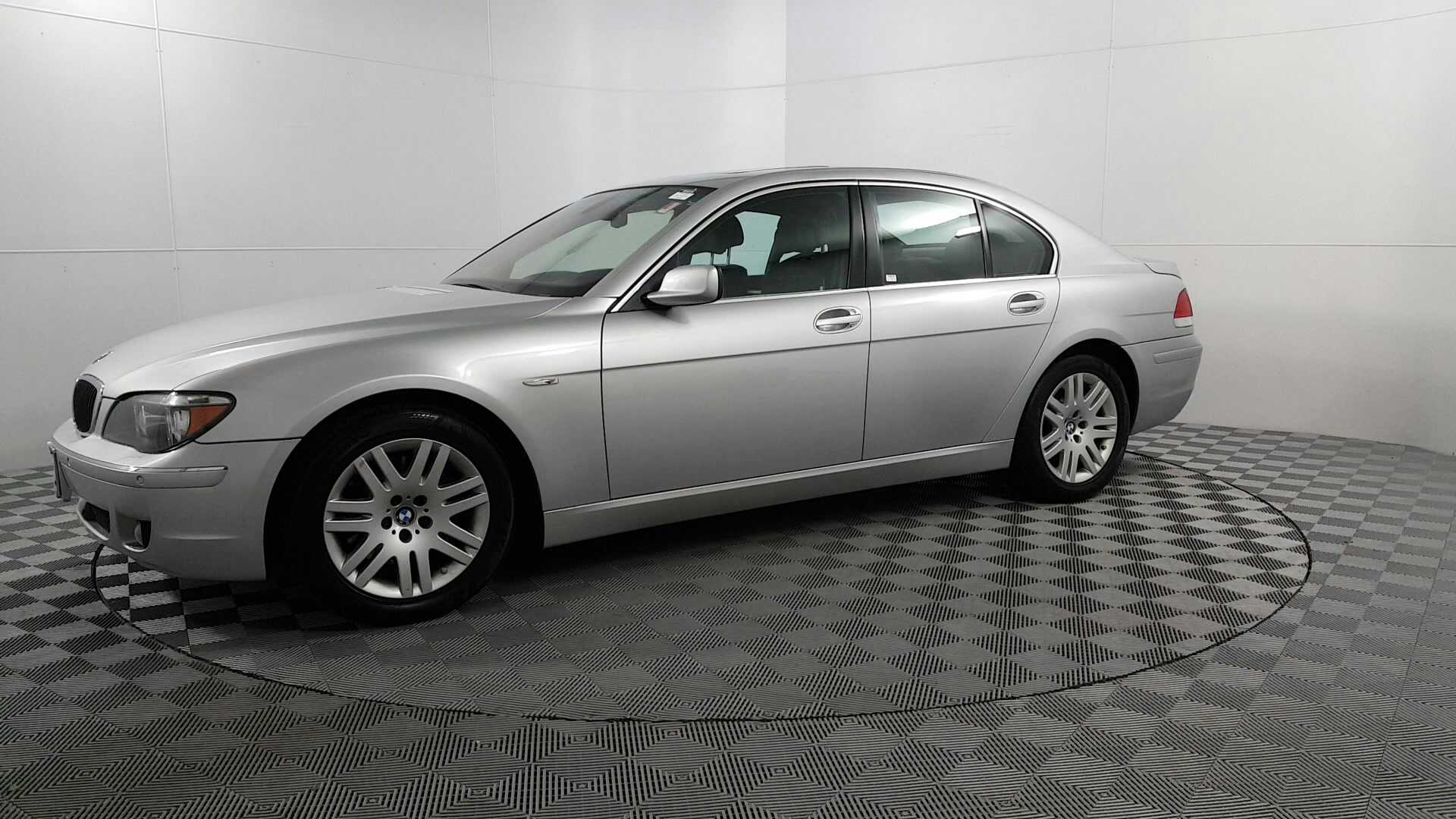 Sold 2006 BMW 7 Series 750i In Des Plaines