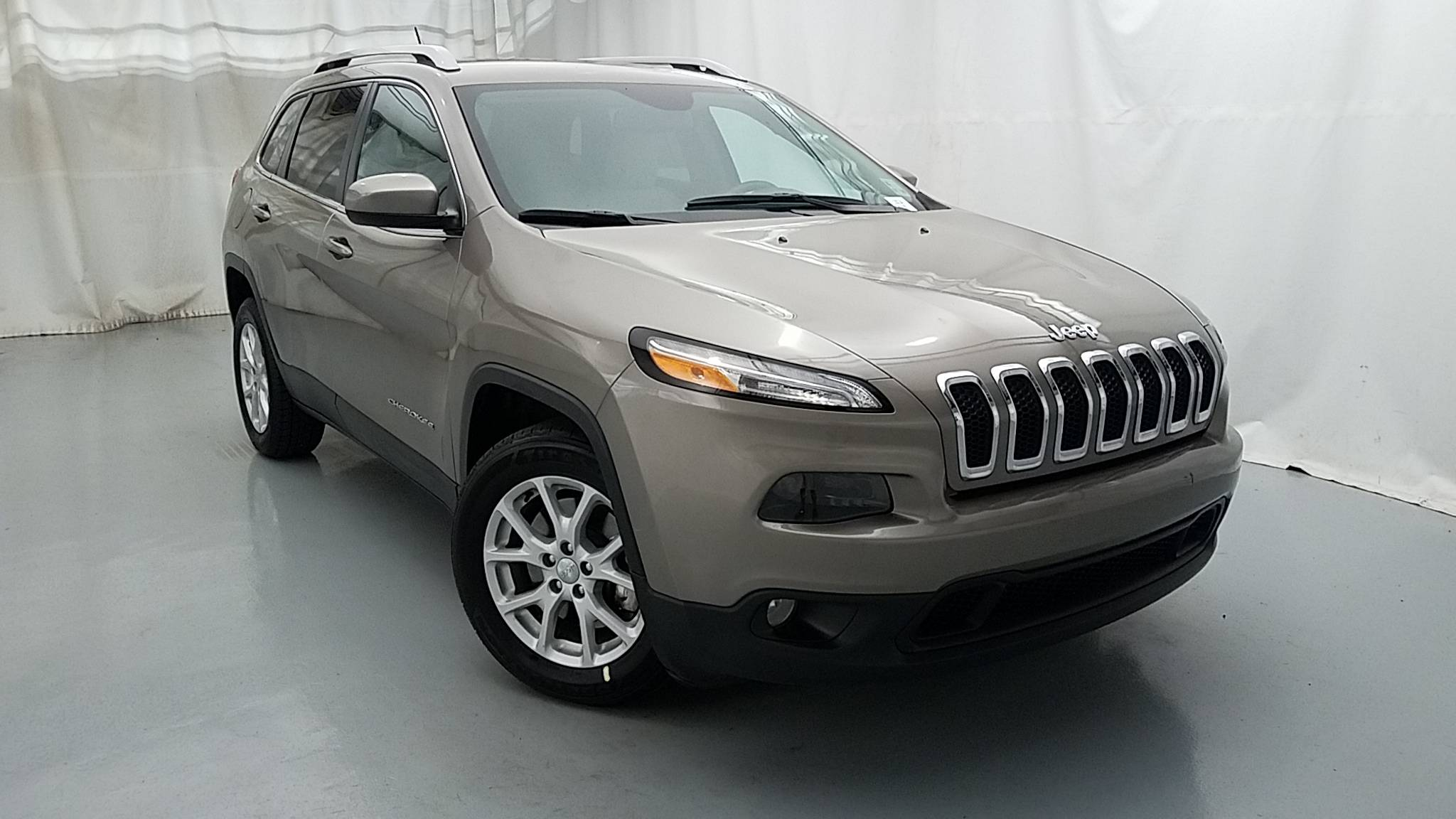 2016 Jeep Cherokee Vehicle Photo In Hammond, LA 70403