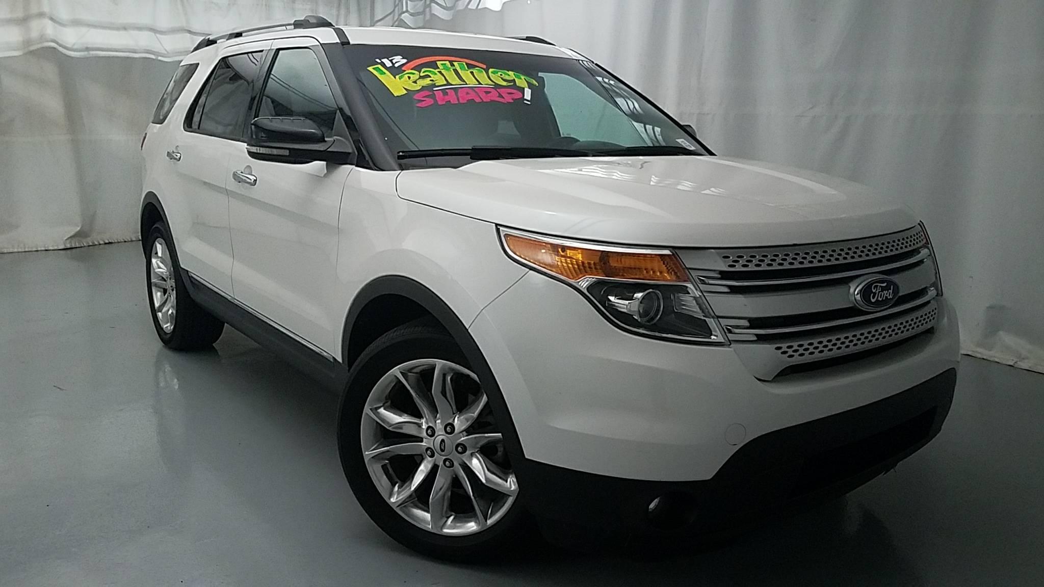 Explorer Vehicles for Sale near Hammond New Orleans & Baton Rouge