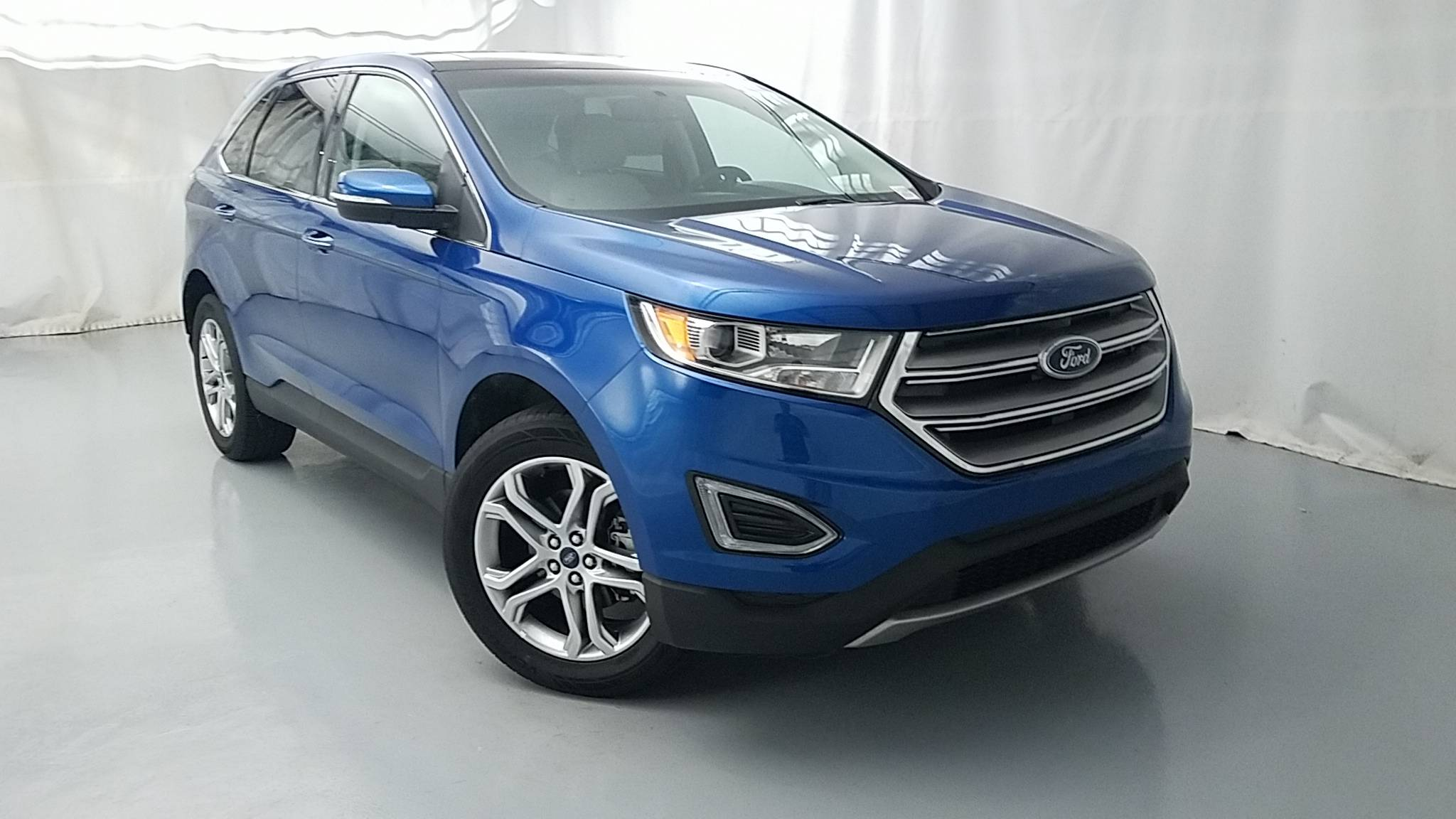 2018 ford edge vehicle photo in hammond la 70403