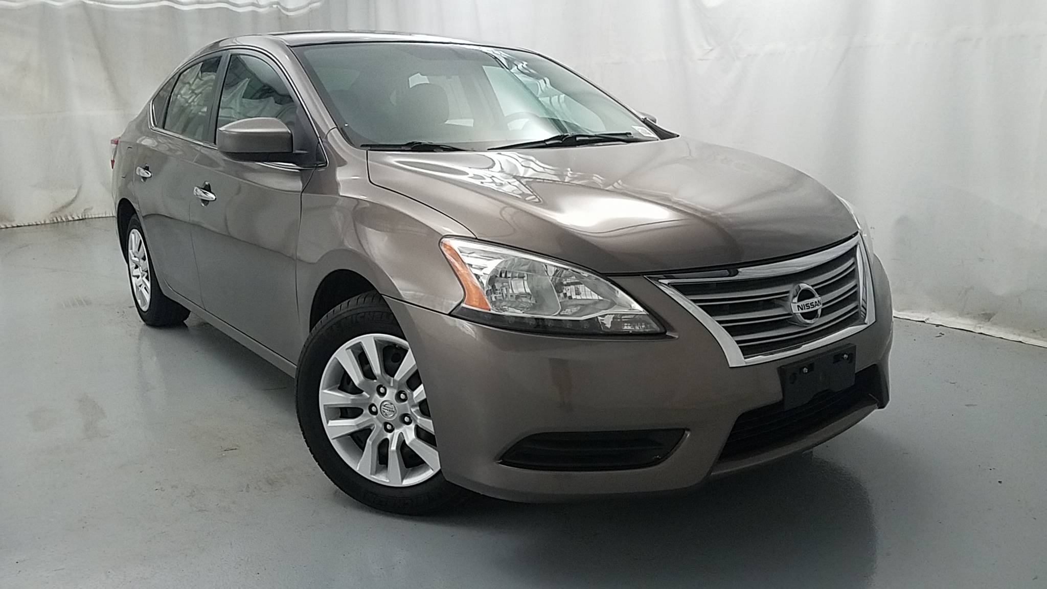 2015 Nissan Sentra Vehicle Photo In Hammond, LA 70403