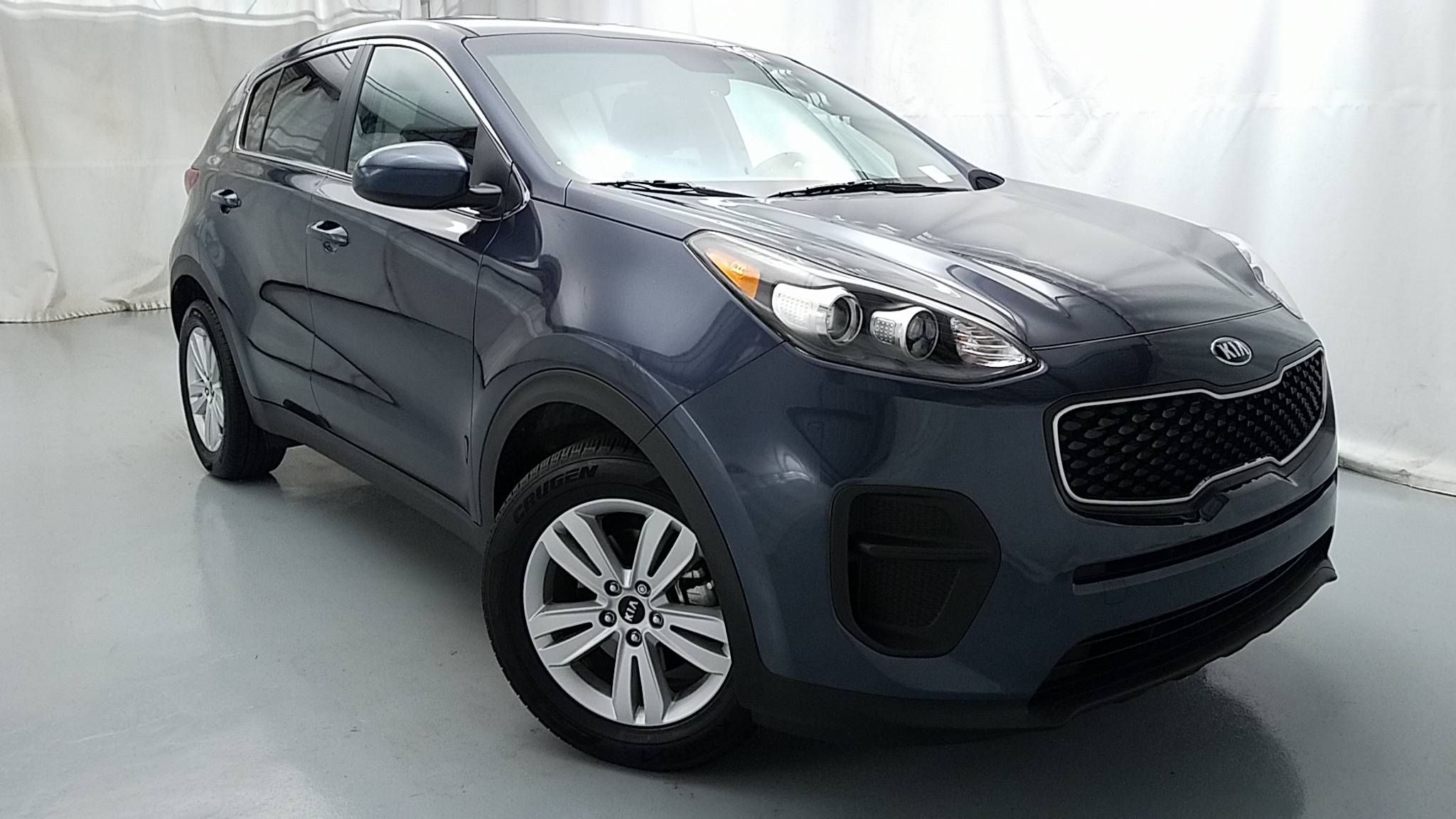 2017 Kia Sportage Vehicle Photo In Hammond, LA 70403