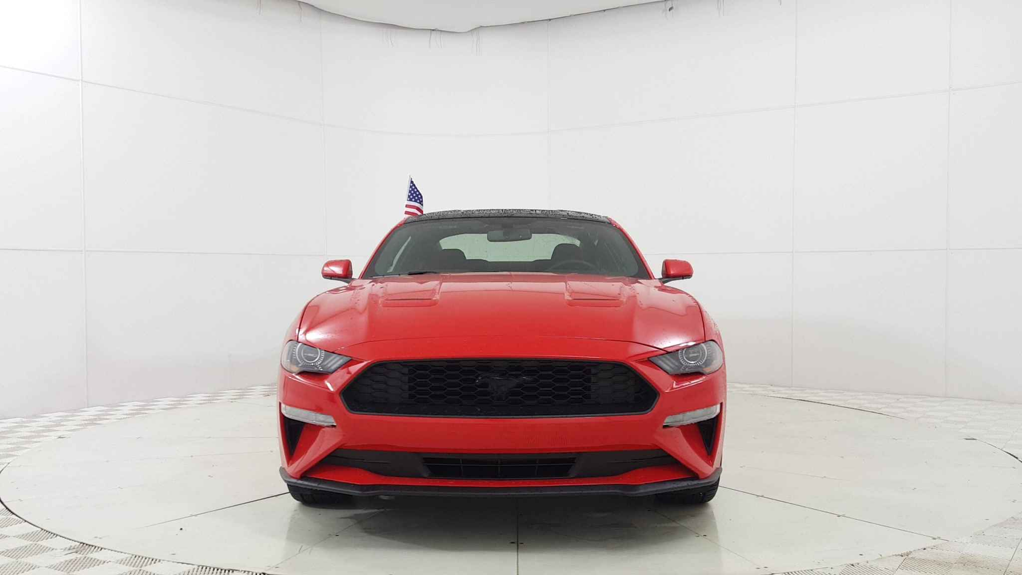 New 2019 Ford Mustang Ecoboost Rwd