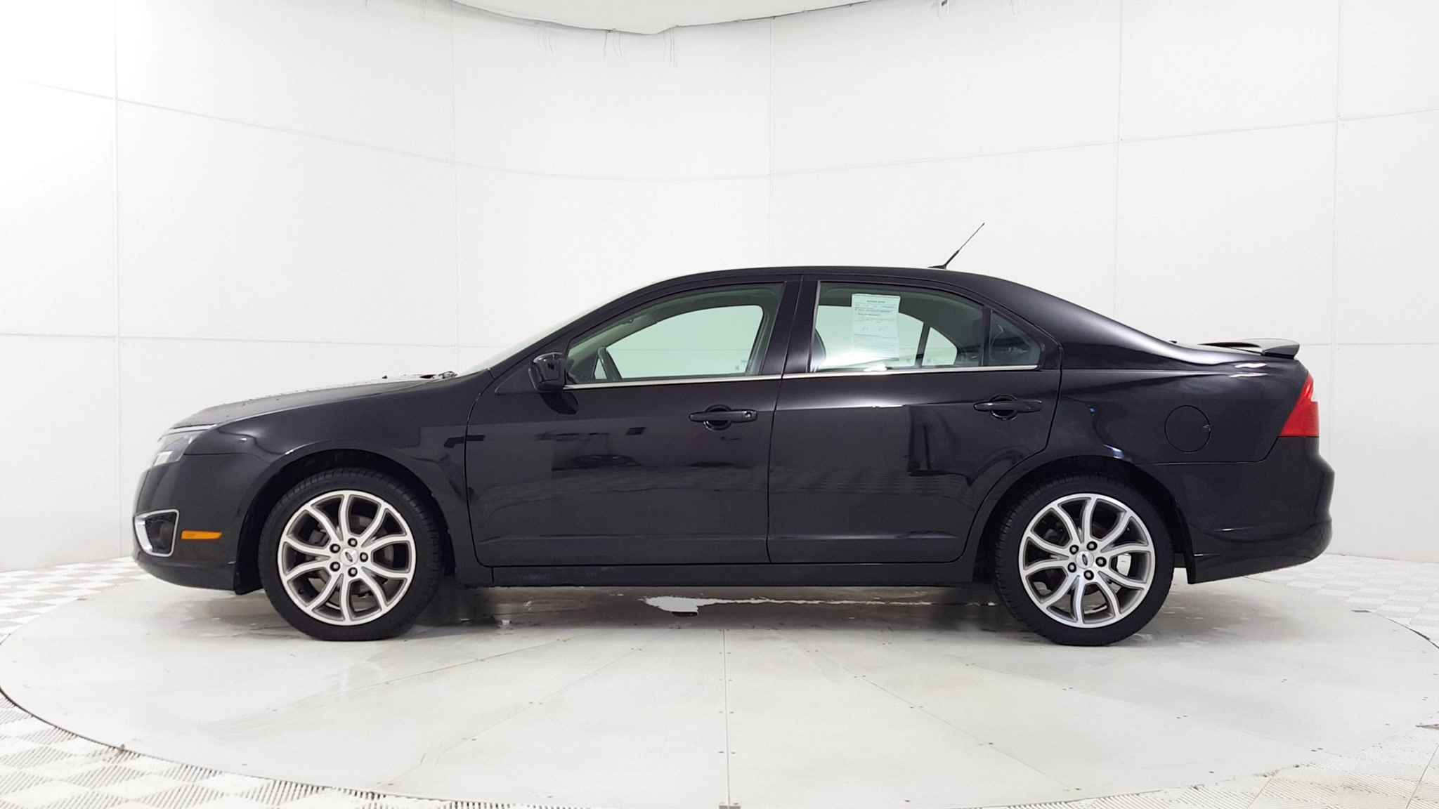 Used 2011 ford fusion se in niles il golf mill ford
