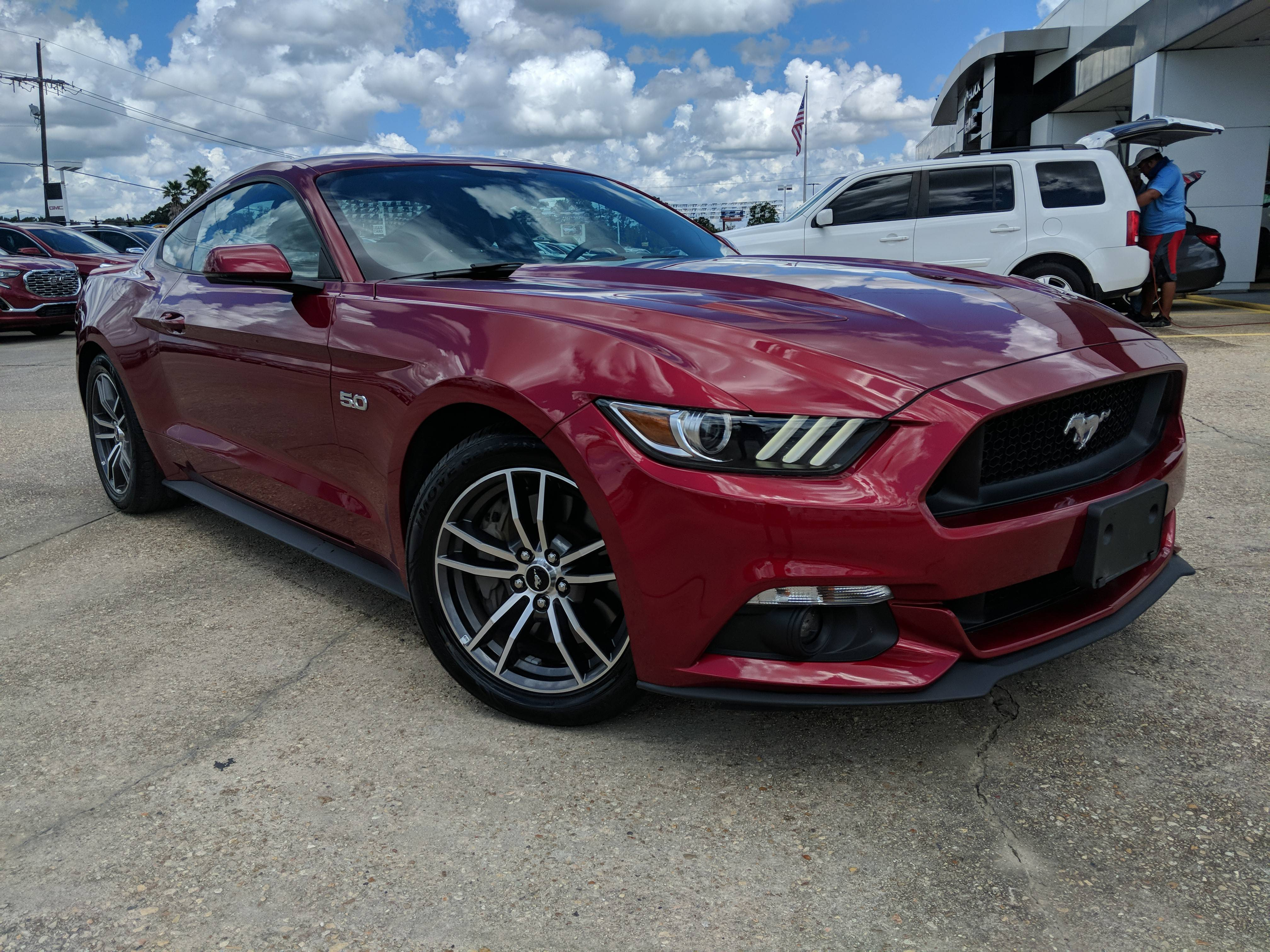 Gonzales 2017 Ford Mustang Vehicles for Sale