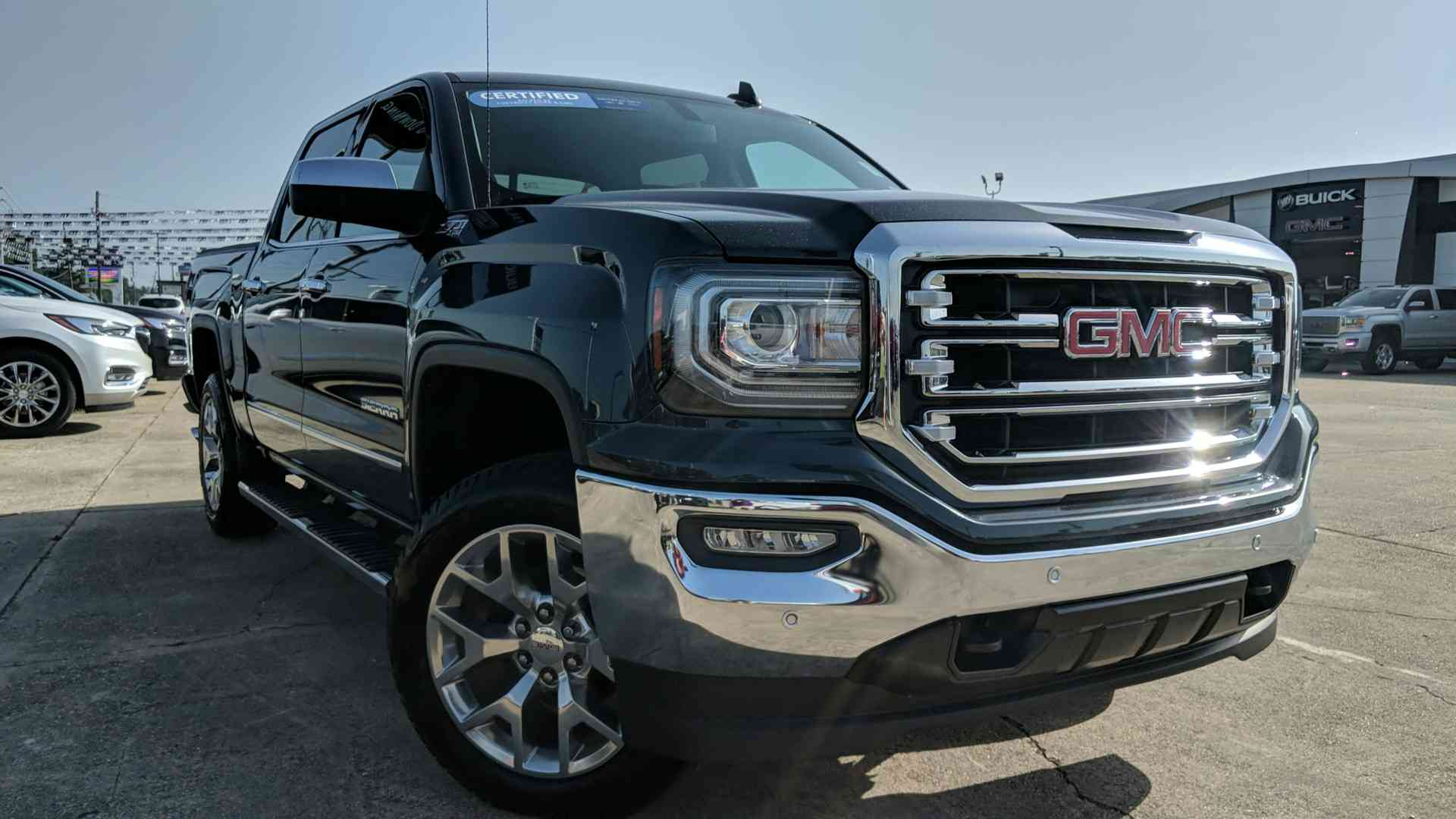Used Gmc Sierra For Sale >> Gonzales Used Gmc Sierra 1500 Vehicles For Sale