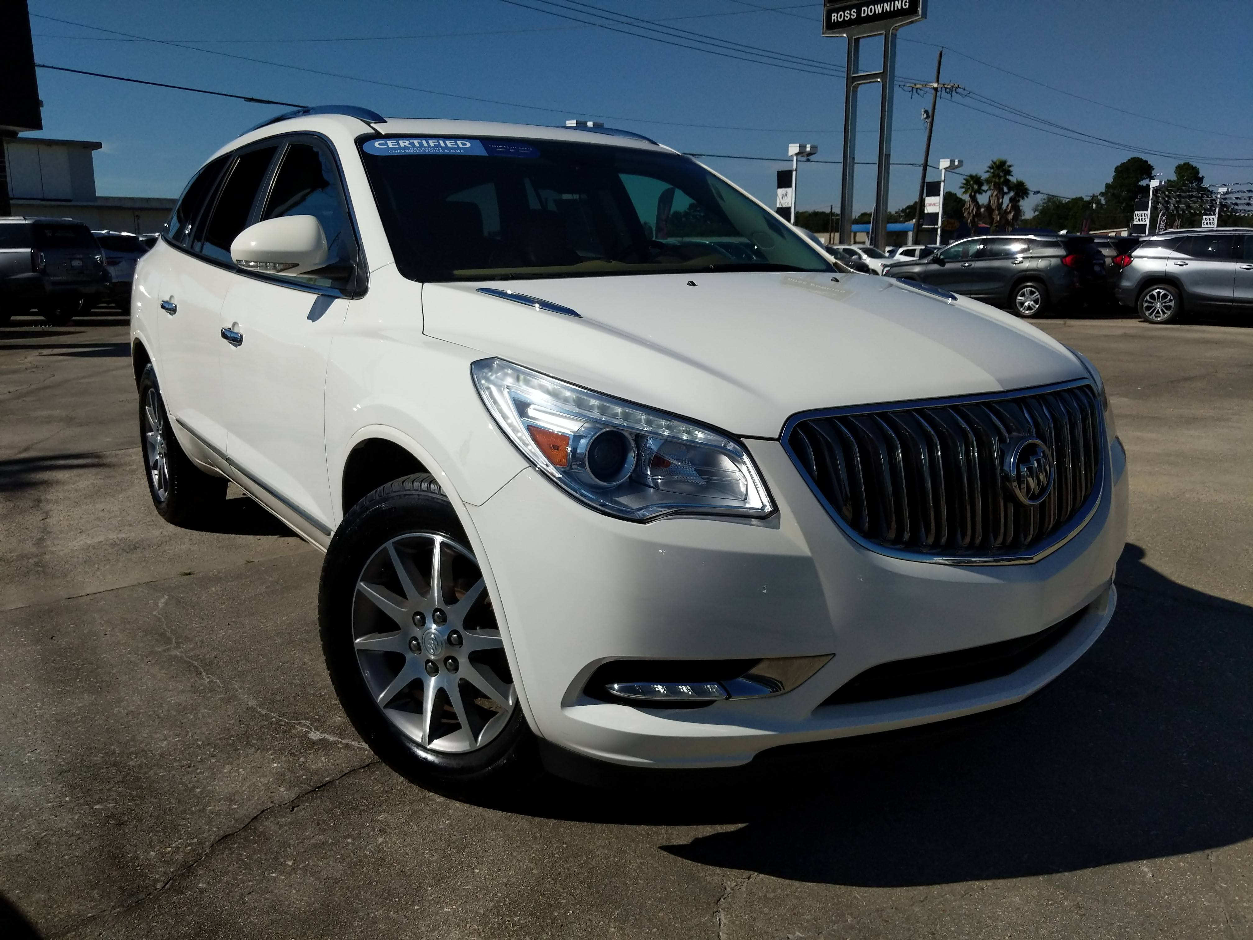 Gonzales Used Buick Vehicles For Sale