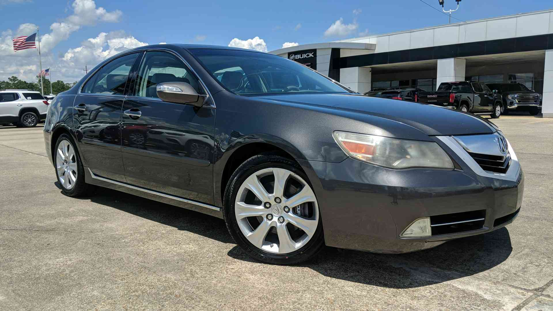Acura Rl For Sale >> 2010 Acura Rl For Sale In Gonzales Used Car For Sale At Ross Downing Buick Gmc Of Gonzales