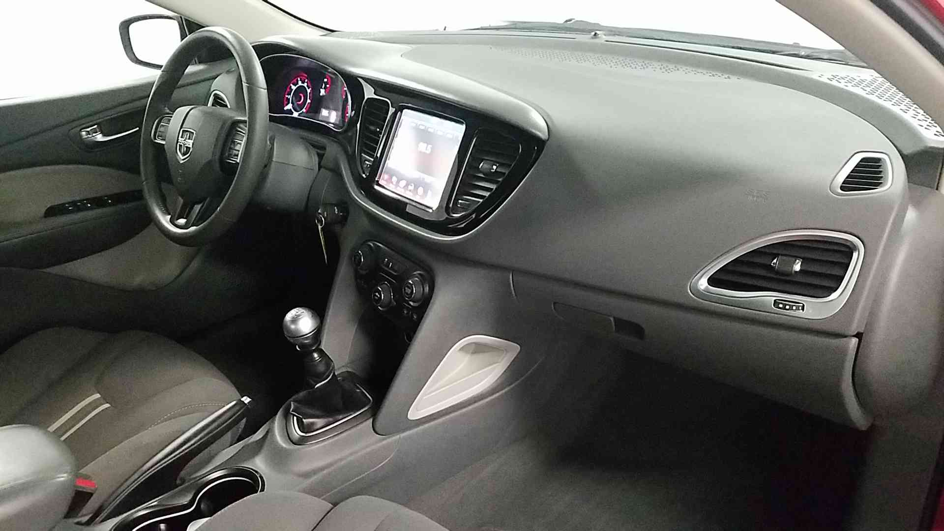 2013 Dodge Dart SXT/Rallye FWD 4D Sedan