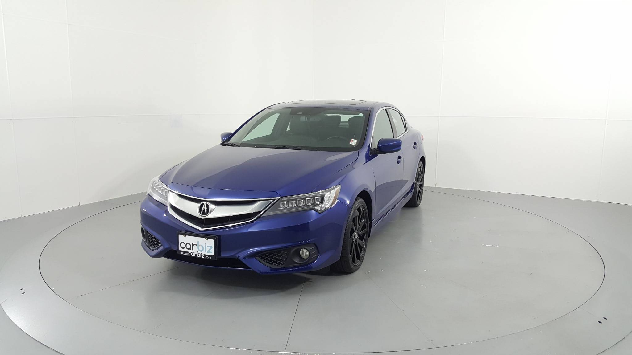 Pre-Owned 2016 Acura ILX w/Technology Plus/A-SPEC Pkg