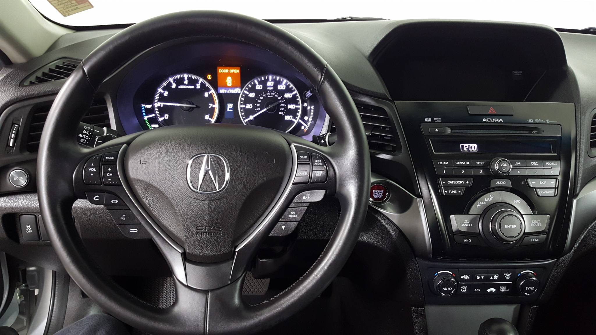 Pre-Owned 2013 Acura ILX Hybrid Tech Pkg