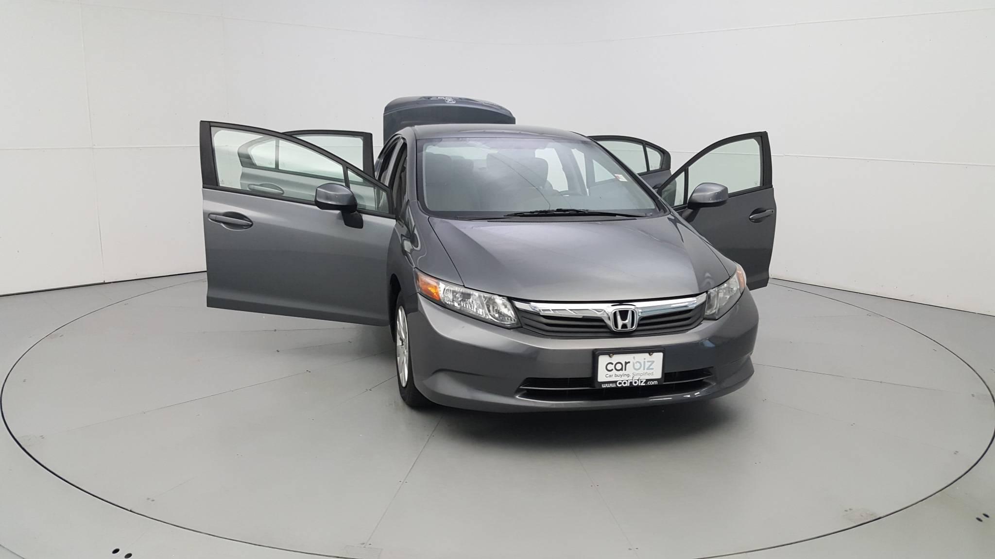 Pre-Owned 2012 Honda Civic LX