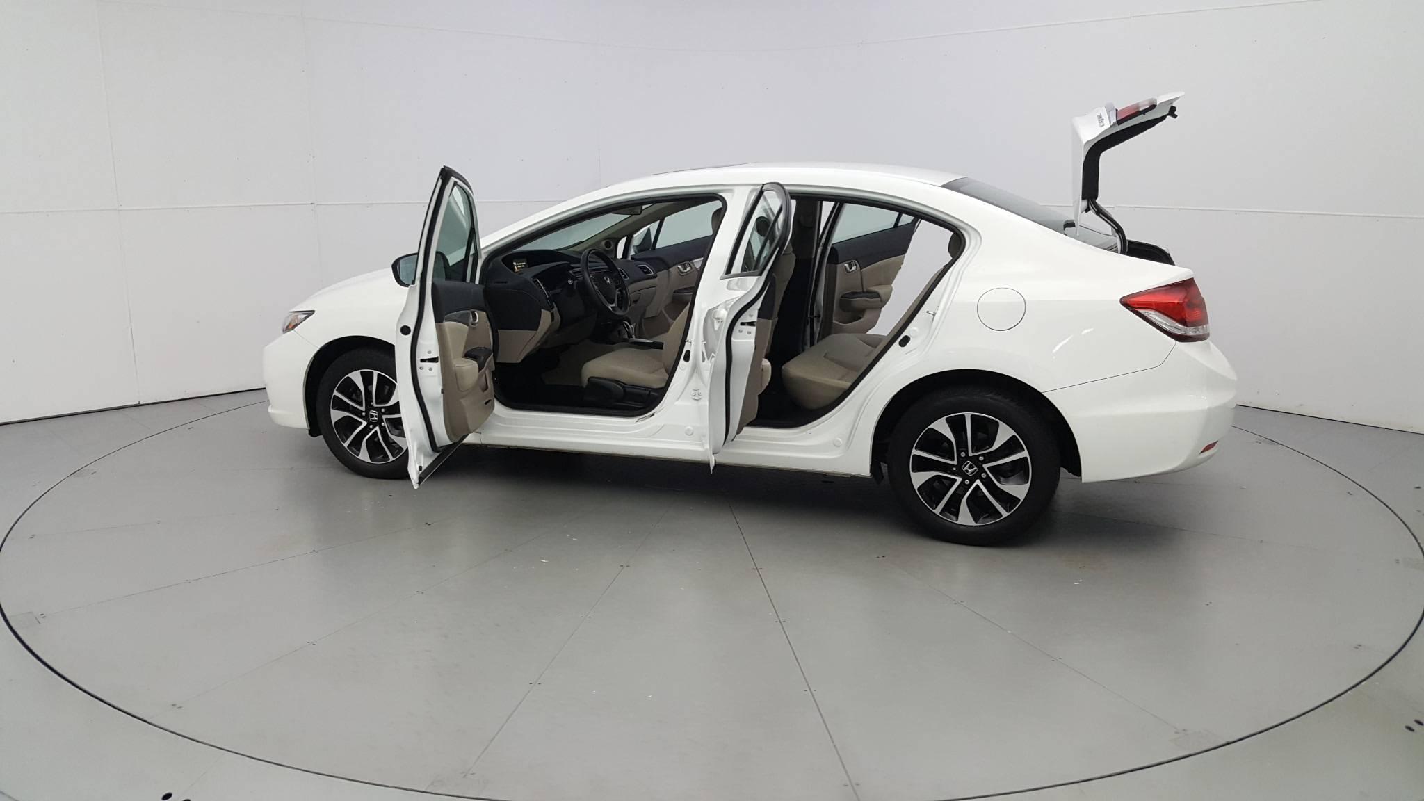 Pre-Owned 2015 Honda Civic EX