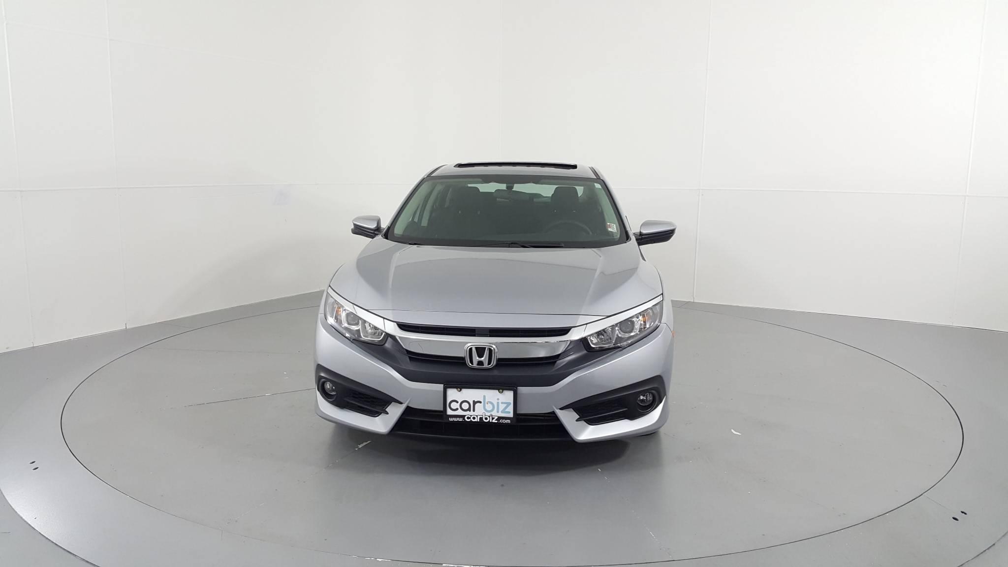 Pre-Owned 2016 Honda Civic Sedan EX-T