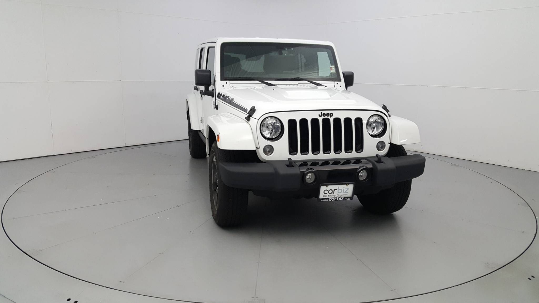 Pre-Owned 2014 Jeep Wrangler Unlimited Polar Edition