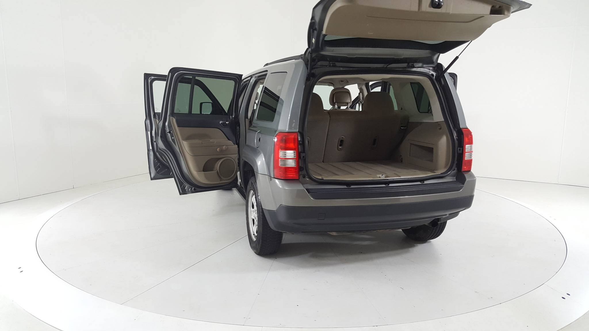 Pre-Owned 2012 Jeep Patriot Sport