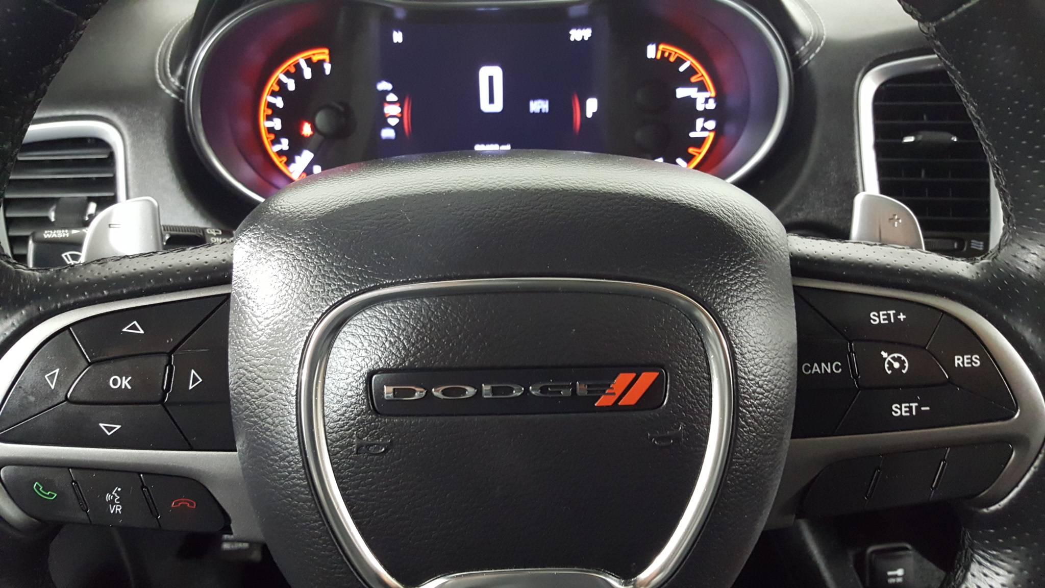 Certified Pre-Owned 2017 Dodge Durango Citadel Anodized Platinum