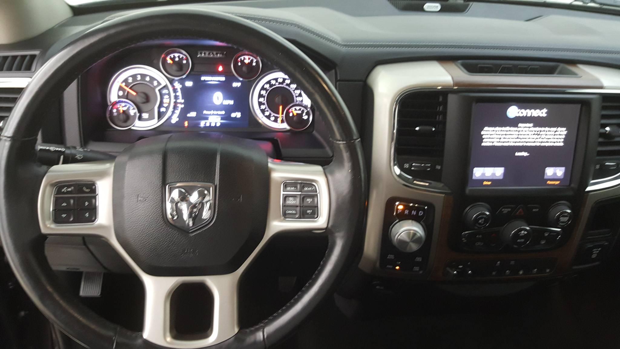 Pre-Owned 2015 Ram 1500 Laramie