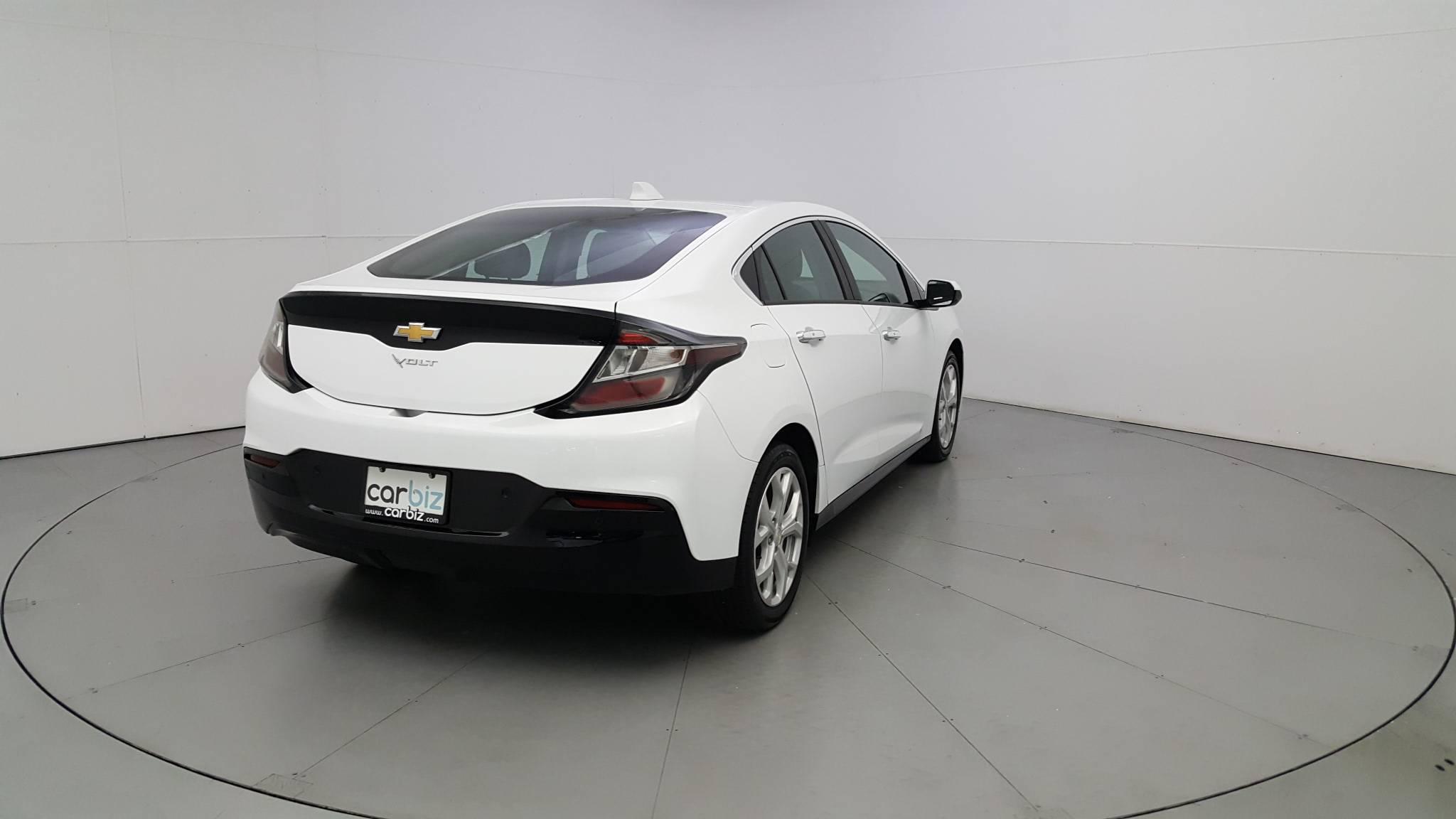 Pre-Owned 2017 Chevrolet Volt Premier