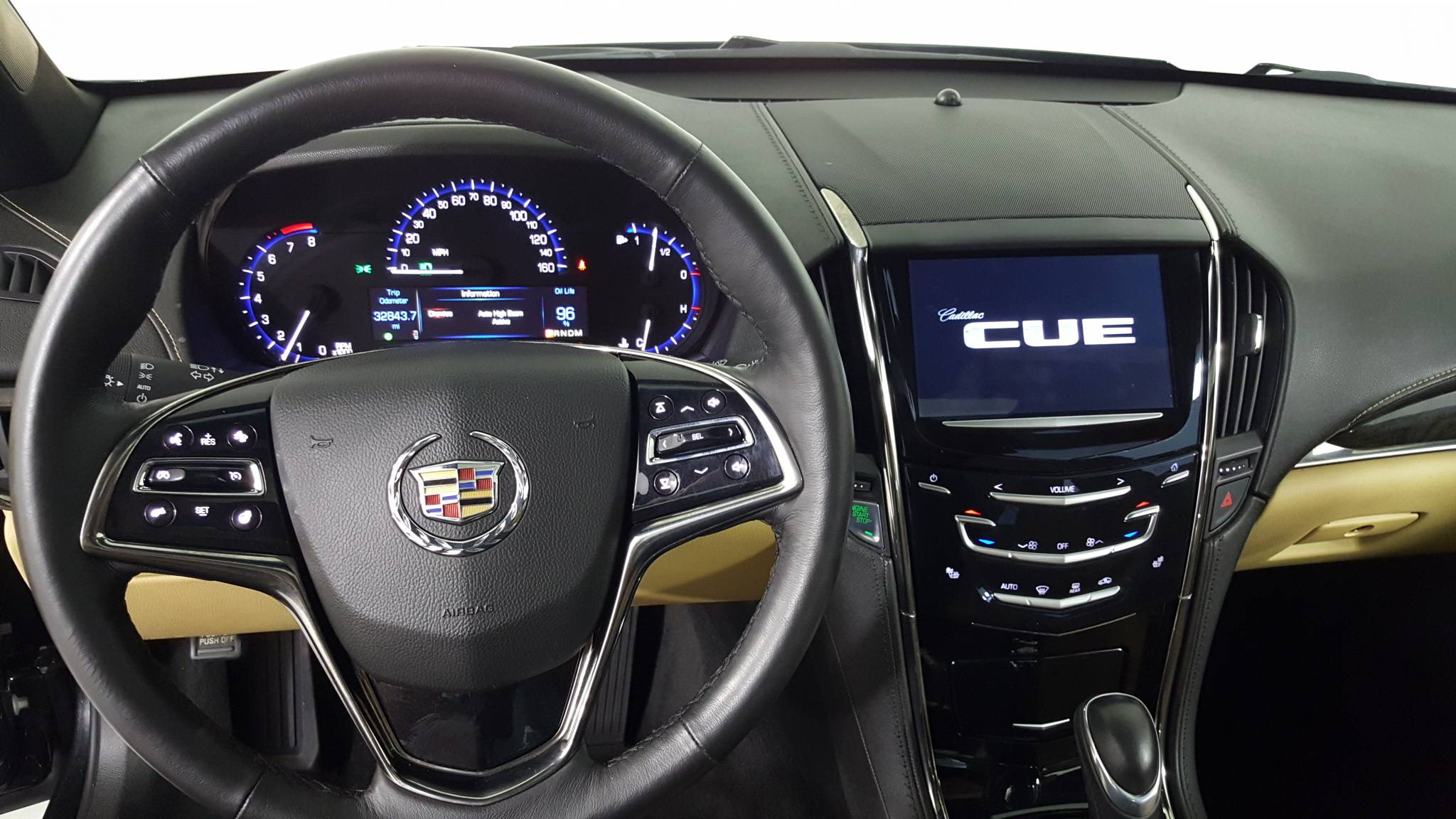 Pre-Owned 2014 Cadillac ATS Luxury RWD