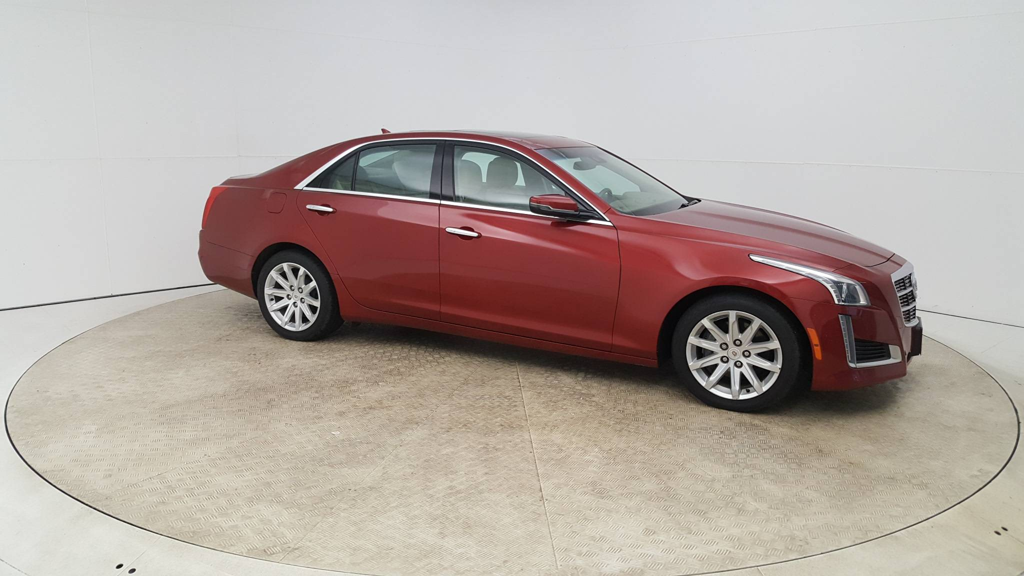 Pre-Owned 2014 Cadillac CTS Sedan Luxury RWD