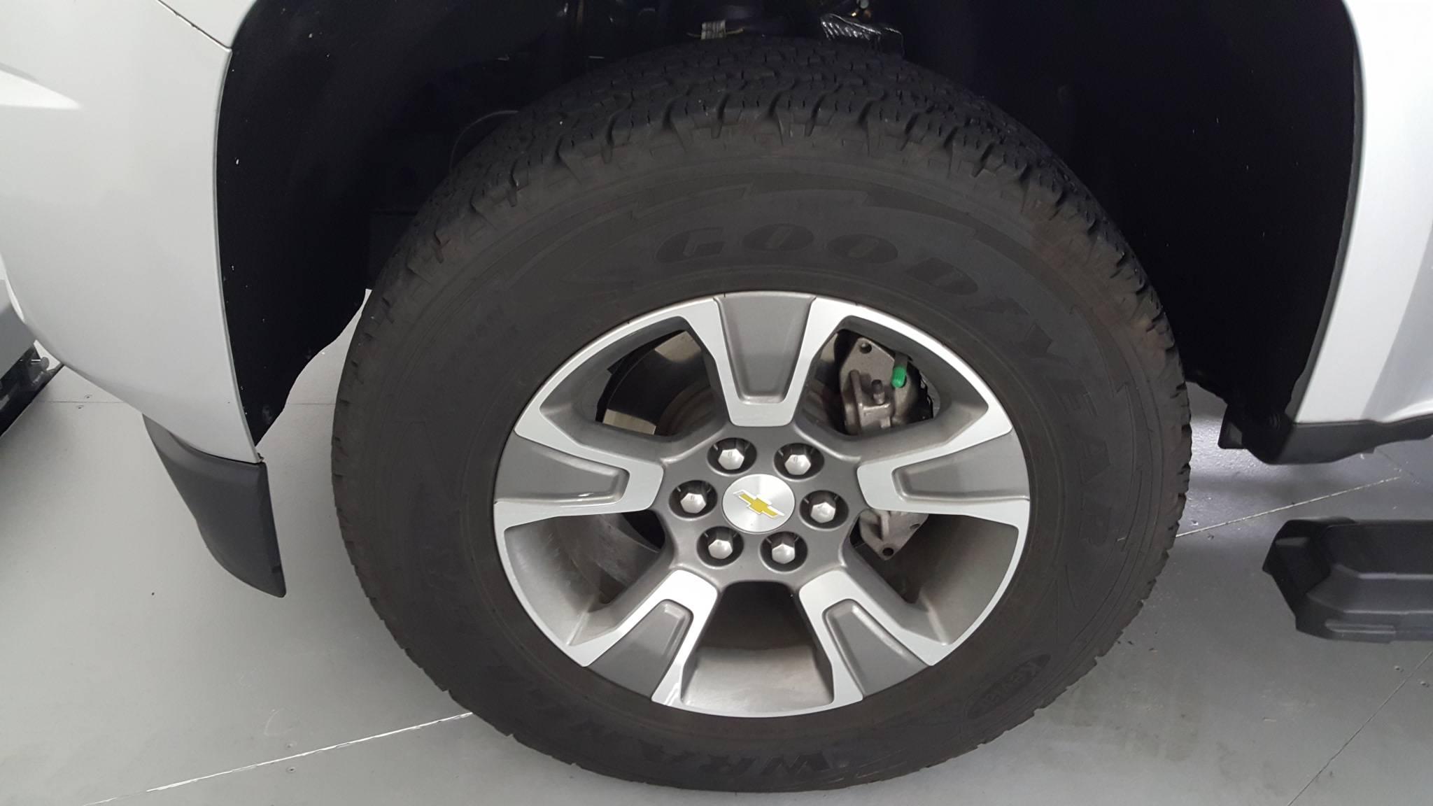 Pre-Owned 2018 Chevrolet Colorado 4WD Z71