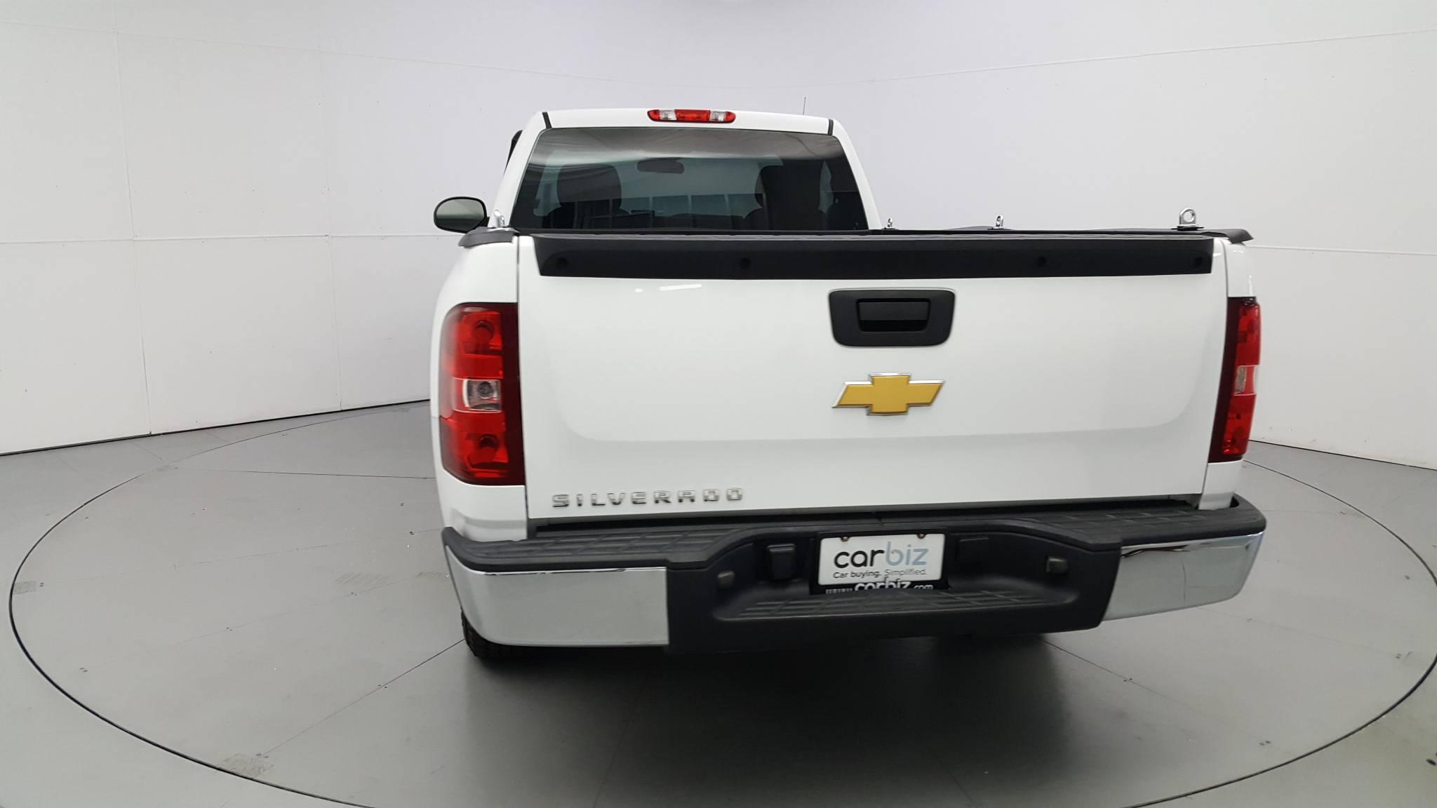 Pre-Owned 2012 Chevrolet Silverado 1500 Work Truck