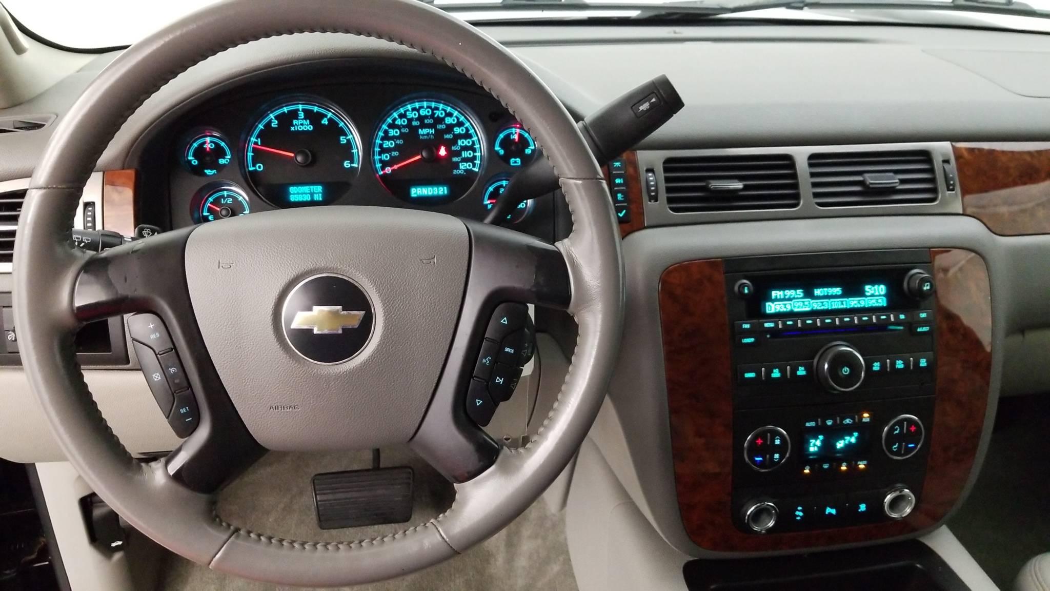 Pre-Owned 2008 Chevrolet Tahoe LT w/2LT