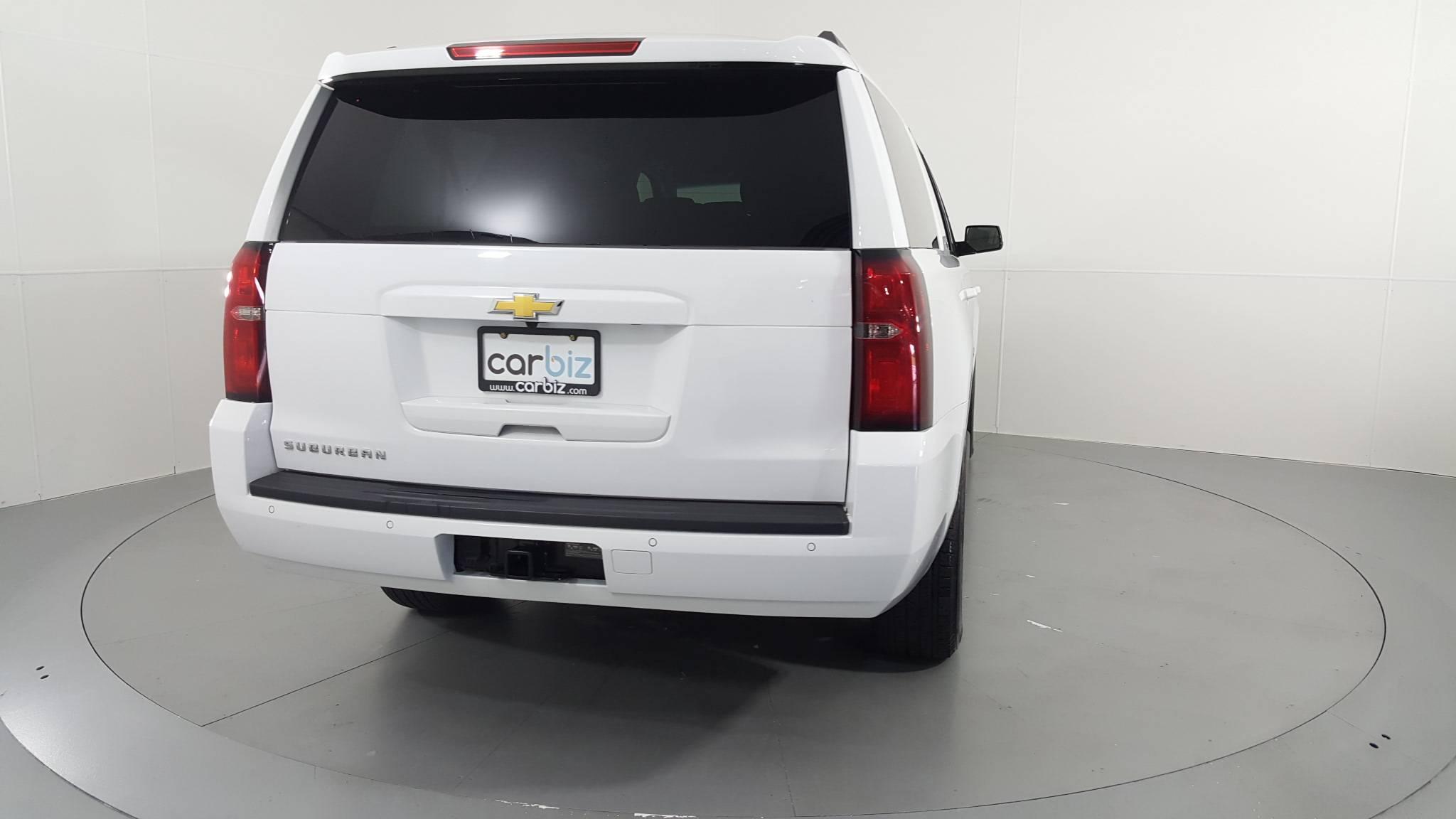 Pre-Owned 2018 Chevrolet Suburban LT