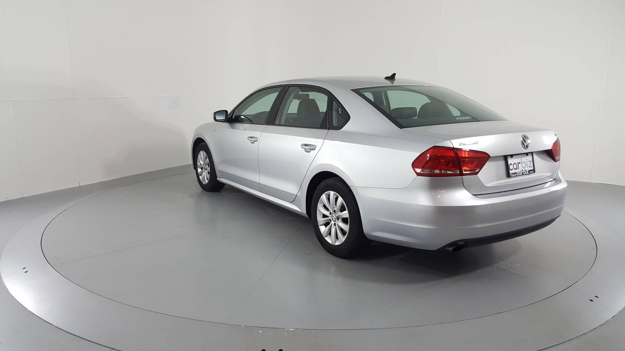 Pre-Owned 2015 Volkswagen Passat 1.8T Wolfsburg Ed