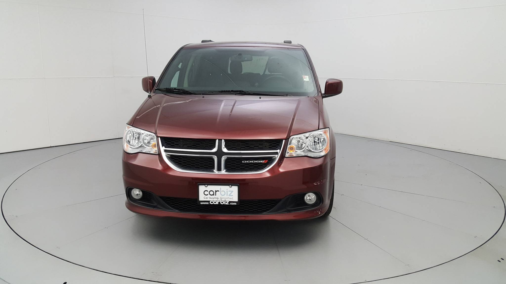Pre-Owned 2017 Dodge Grand Caravan SXT