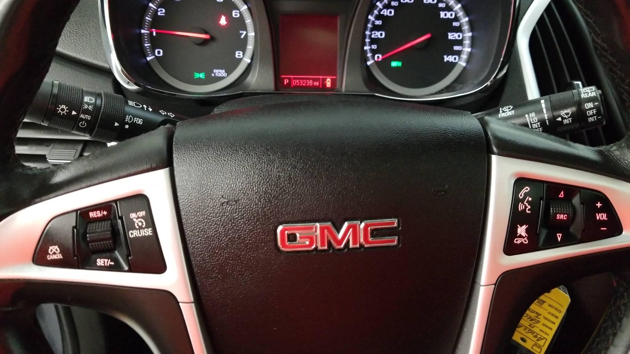 Pre-Owned 2014 GMC Terrain SLE