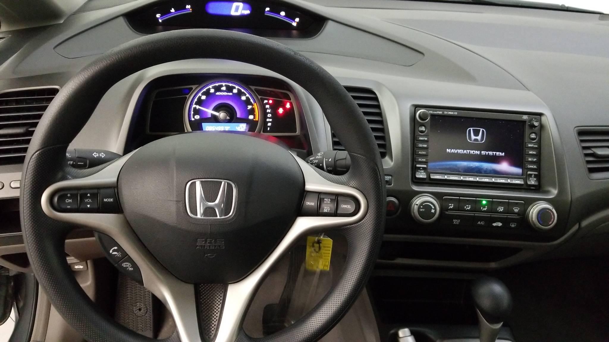 Pre-Owned 2009 Honda Civic Sdn EX