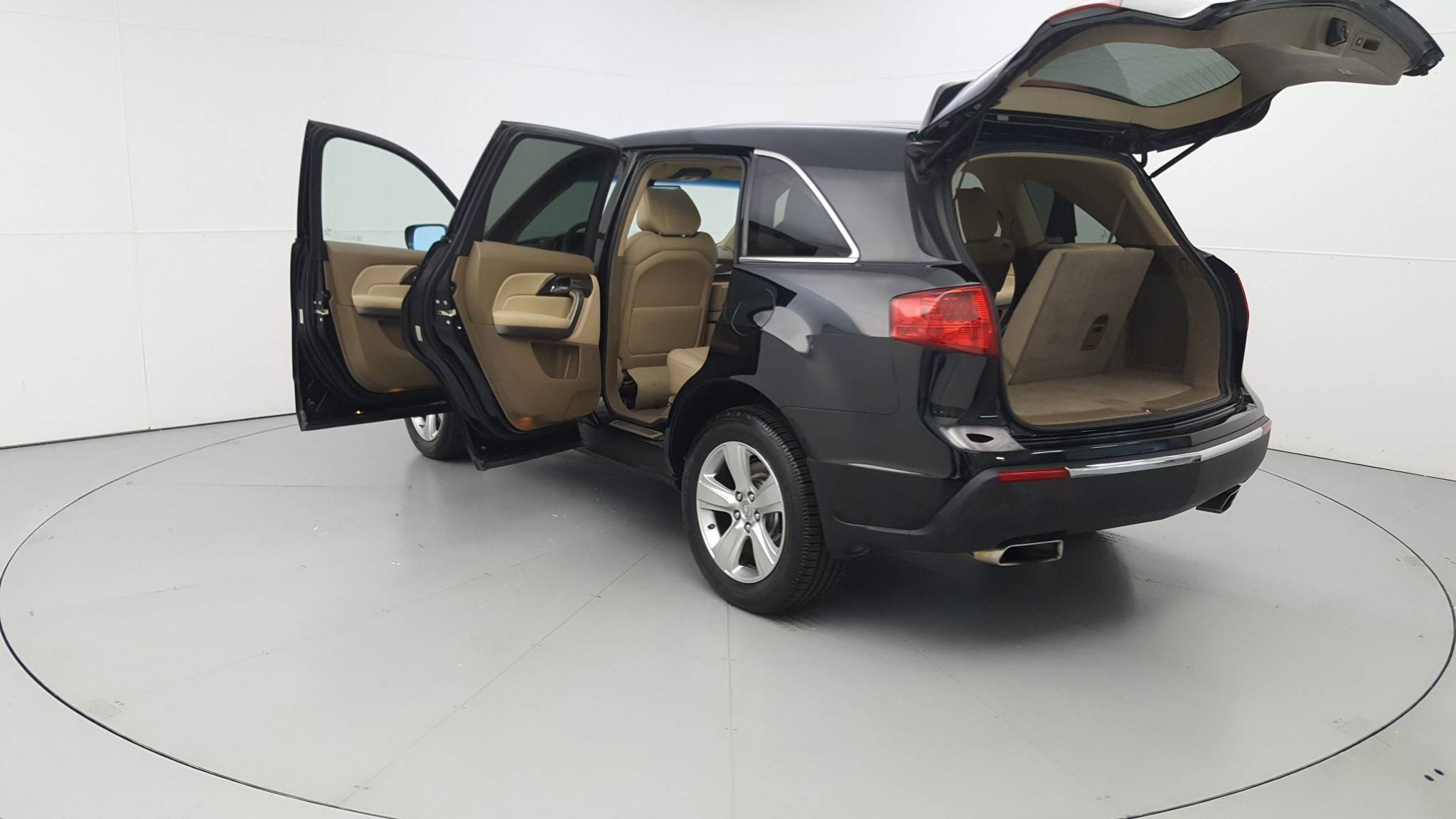 Pre-Owned 2010 Acura MDX