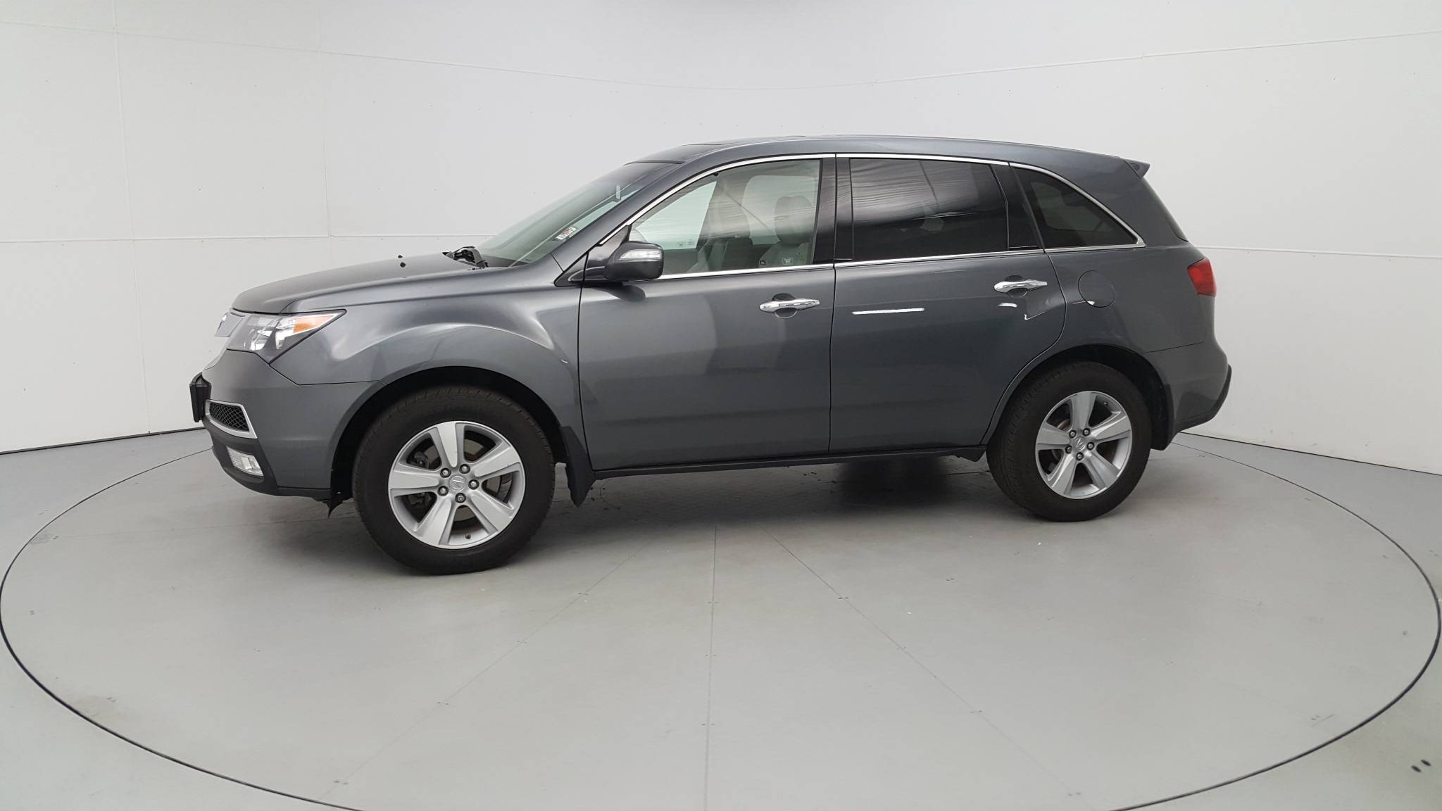 Pre-Owned 2011 Acura MDX Tech/Entertainment Pkg