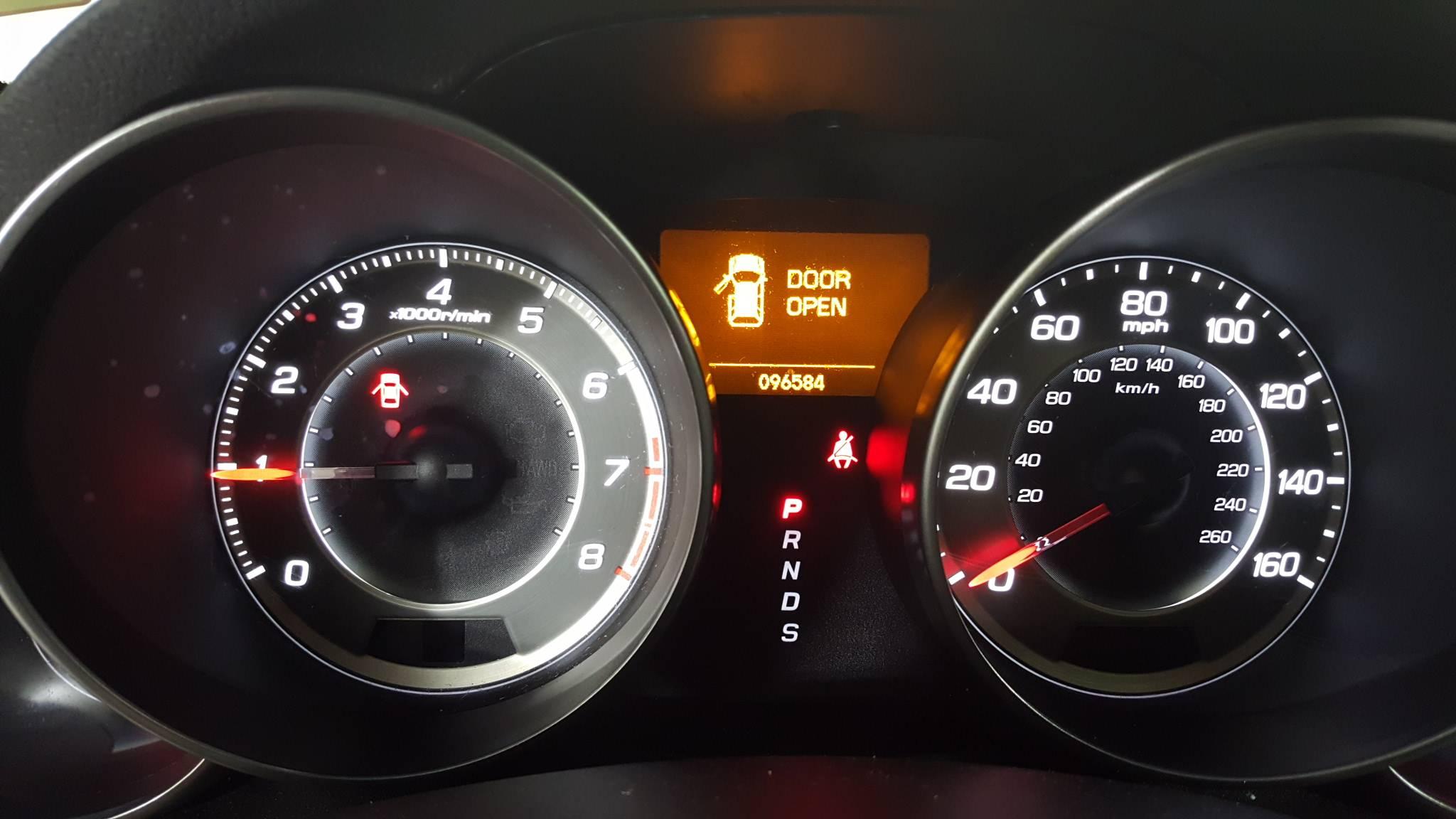 Pre-Owned 2011 Acura MDX Advance Pkg
