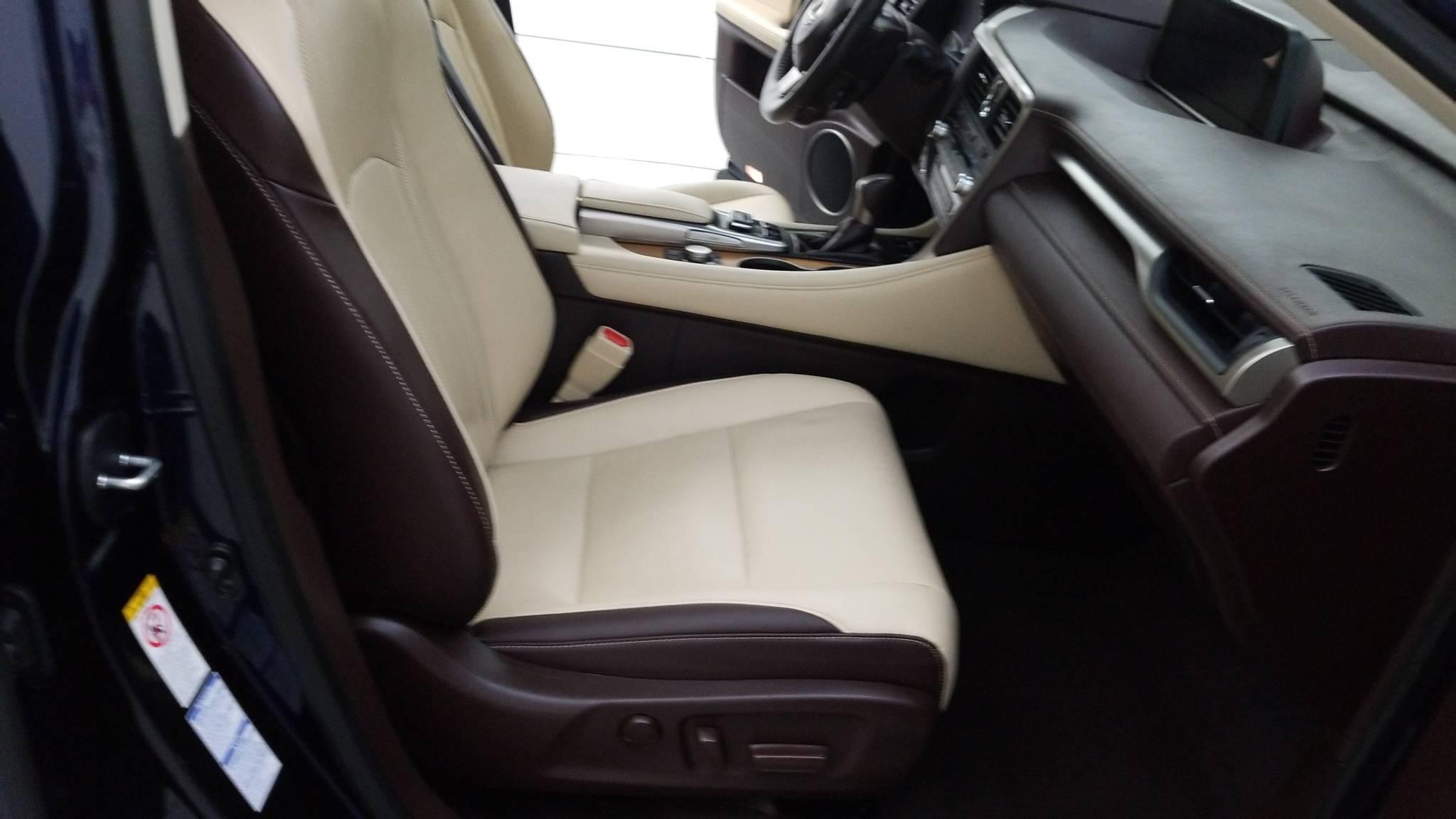Pre-Owned 2017 Lexus RX 450h