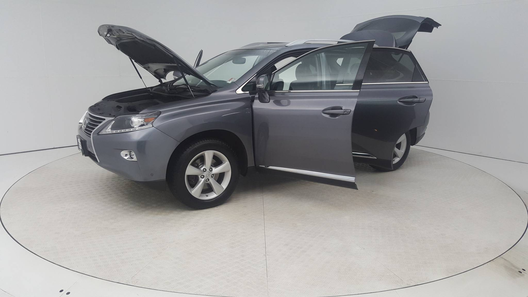 Pre Owned 2015 Lexus RX 350 AWD 4dr Sport Utility in Baltimore