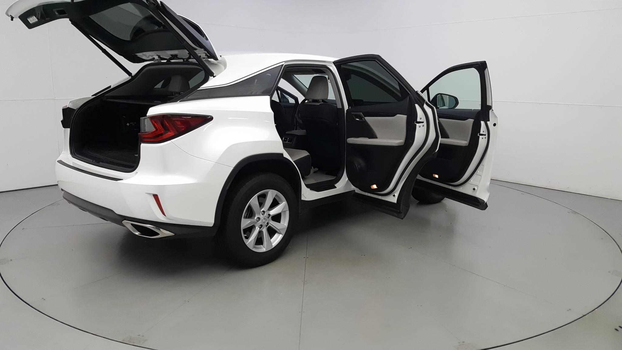 Pre-Owned 2017 Lexus RX 350