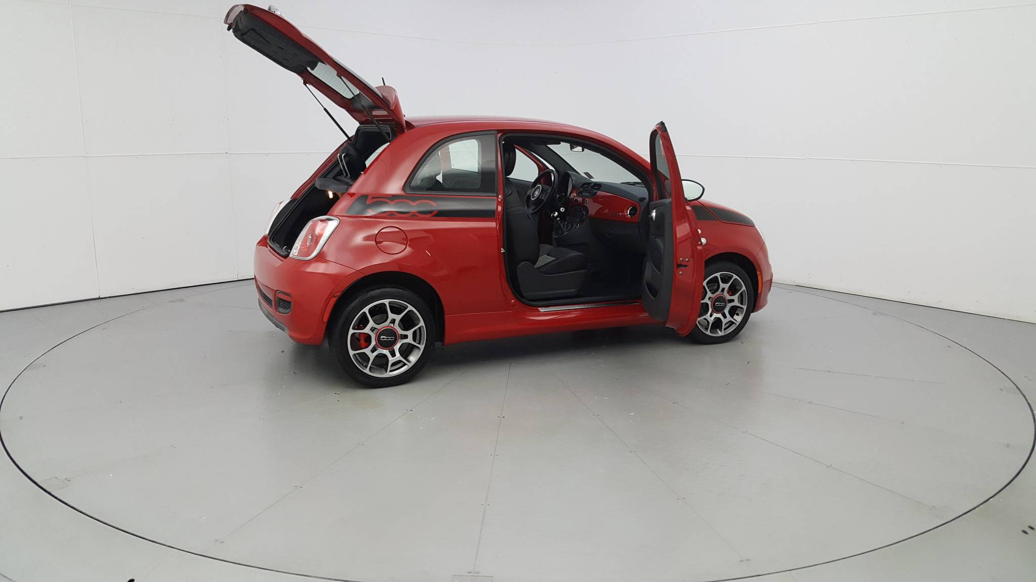 Pre-Owned 2012 FIAT 500 Sport