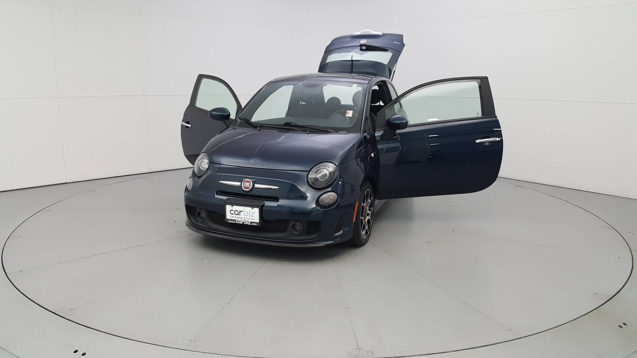 Pre-Owned 2013 FIAT 500 Turbo