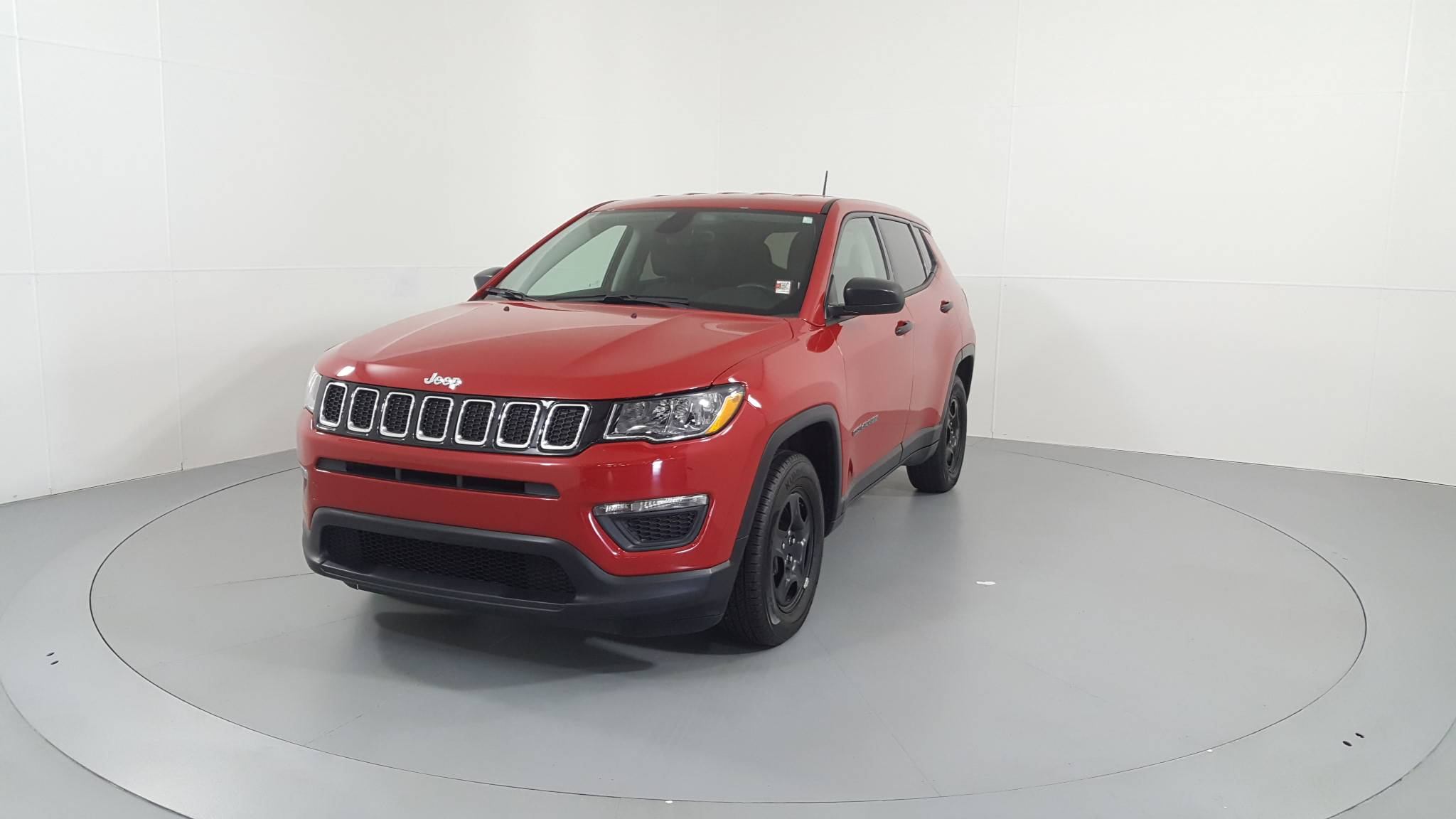 Pre-Owned 2017 Jeep New Compass Sport