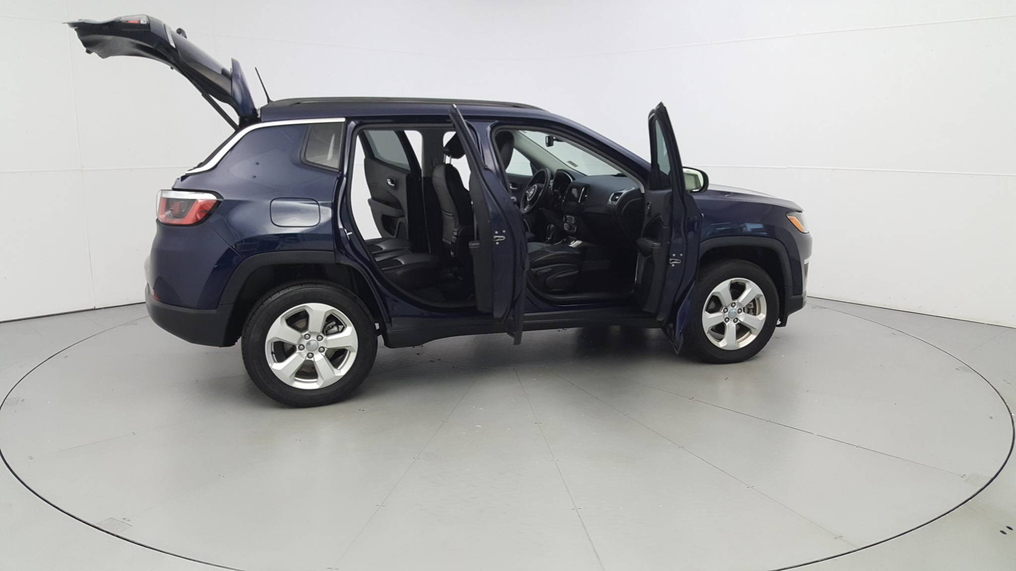 Pre-Owned 2019 Jeep Compass Latitude